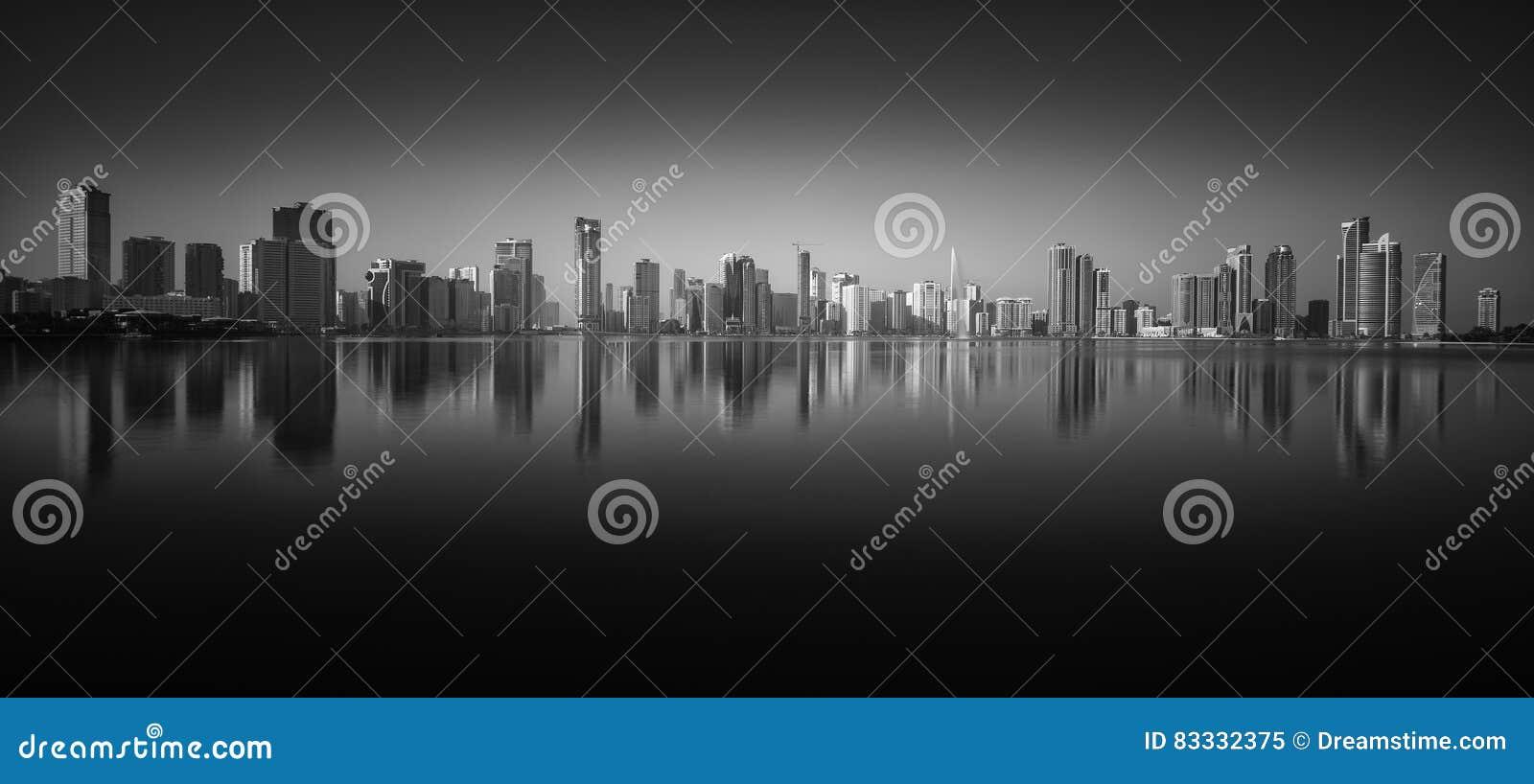 Εικονική παράσταση πόλης της Σάρτζας, Ε.Α.Ε., GCC