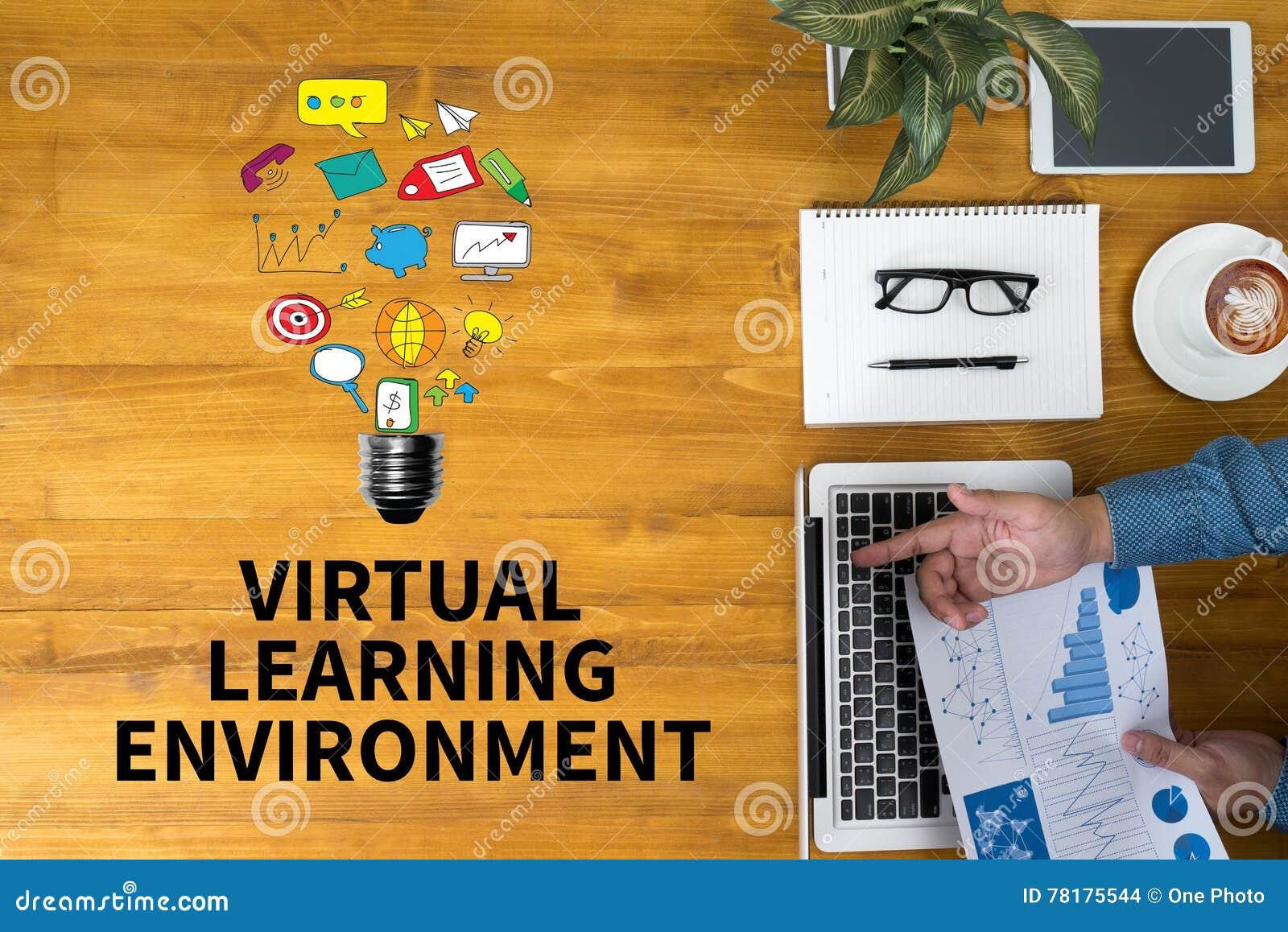 Εικονικό μαθησιακό περιβάλλον
