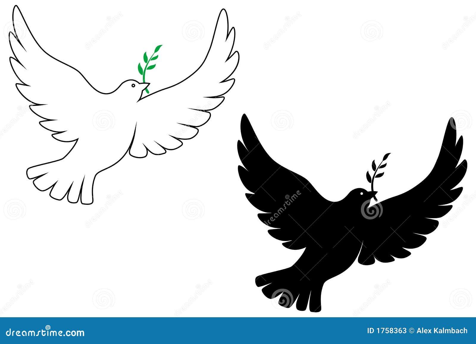 ειρήνη περιστεριών
