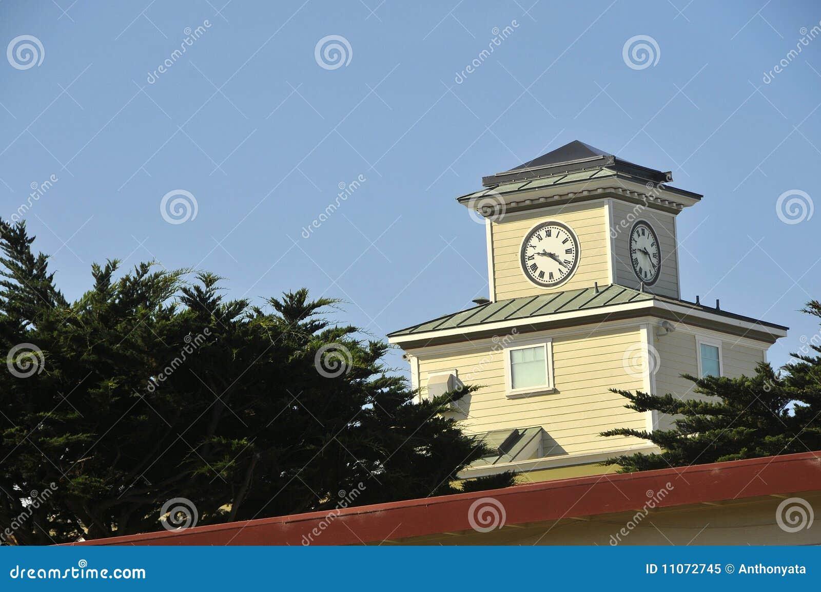 ειρηνικός πύργος ακτών ρο&lam