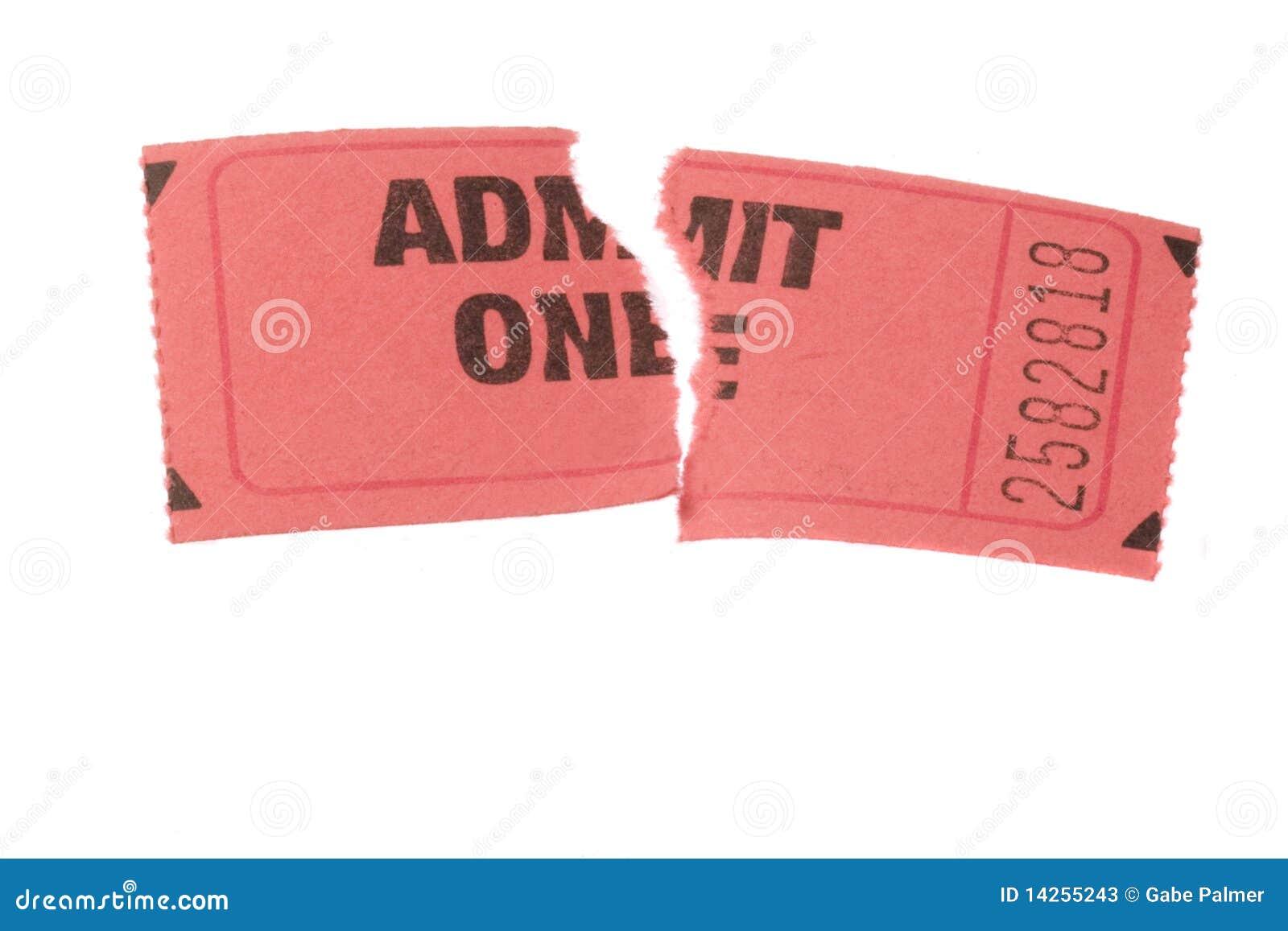 εισιτήριο αποδοχής που &