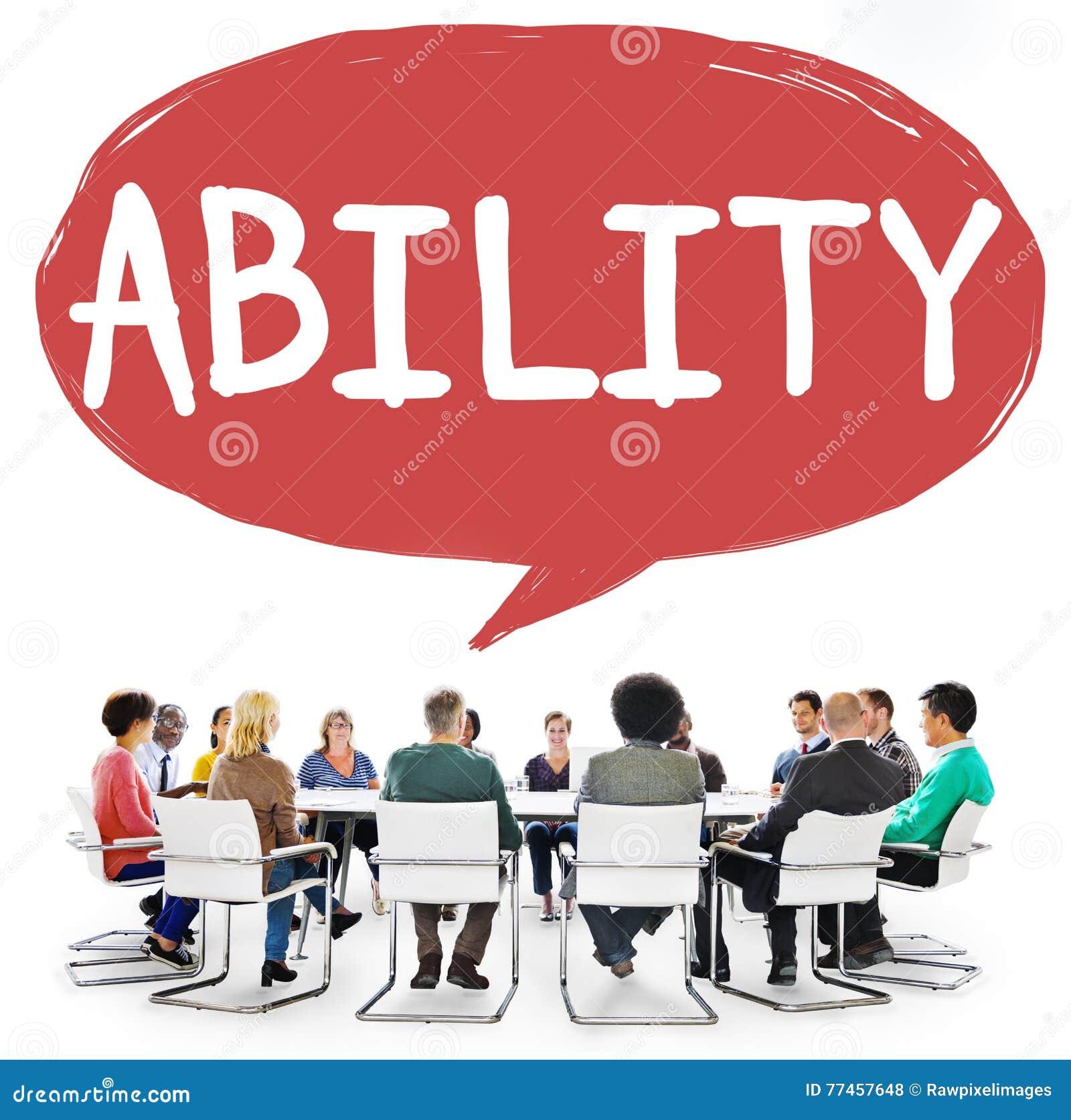 Ειδικευμένη έννοια οράματος ταλέντου στρατηγικής δυνατότητας