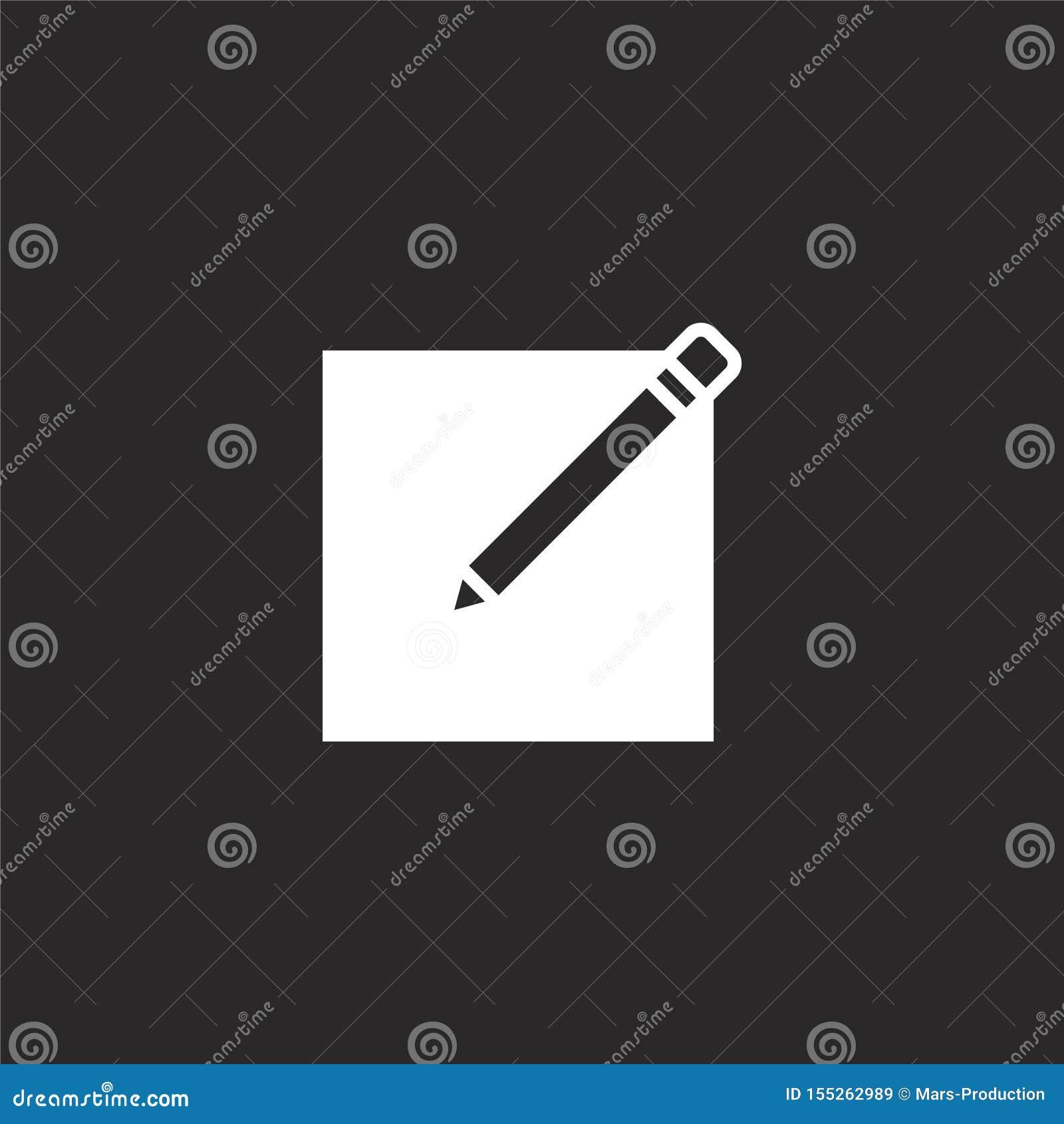 εκδώστε το εικονίδιο Γεμισμένος εκδώστε το εικονίδιο για το σχέδιο ιστοχώρου και κινητός, app ανάπτυξη εκδώστε το εικονίδιο από τ