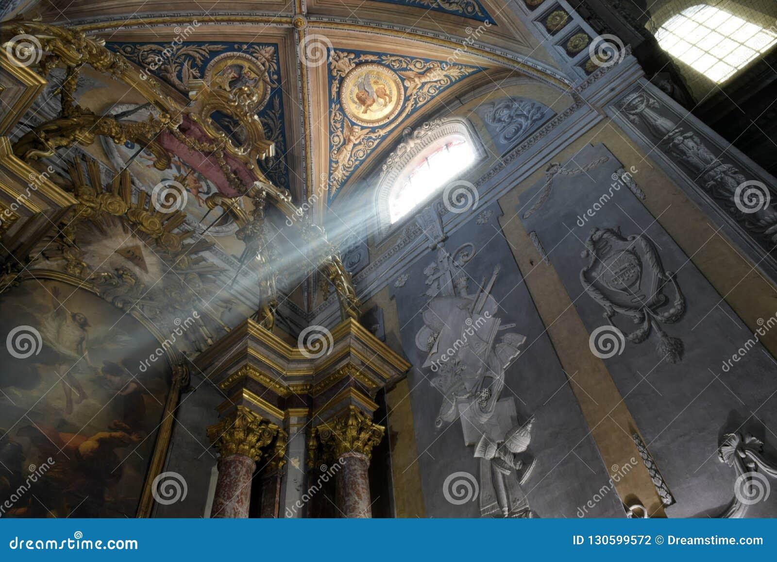 Εκκλησία Αγίου Benoit, Castres, Tarn, Γαλλία