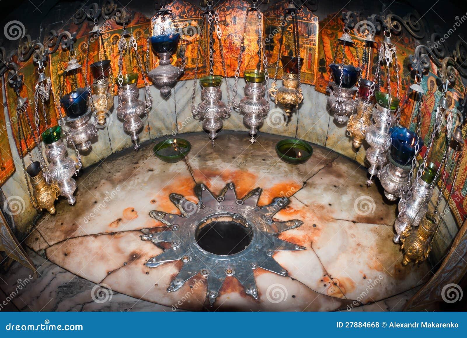Εκκλησία της Βηθλεέμ του Nativity.