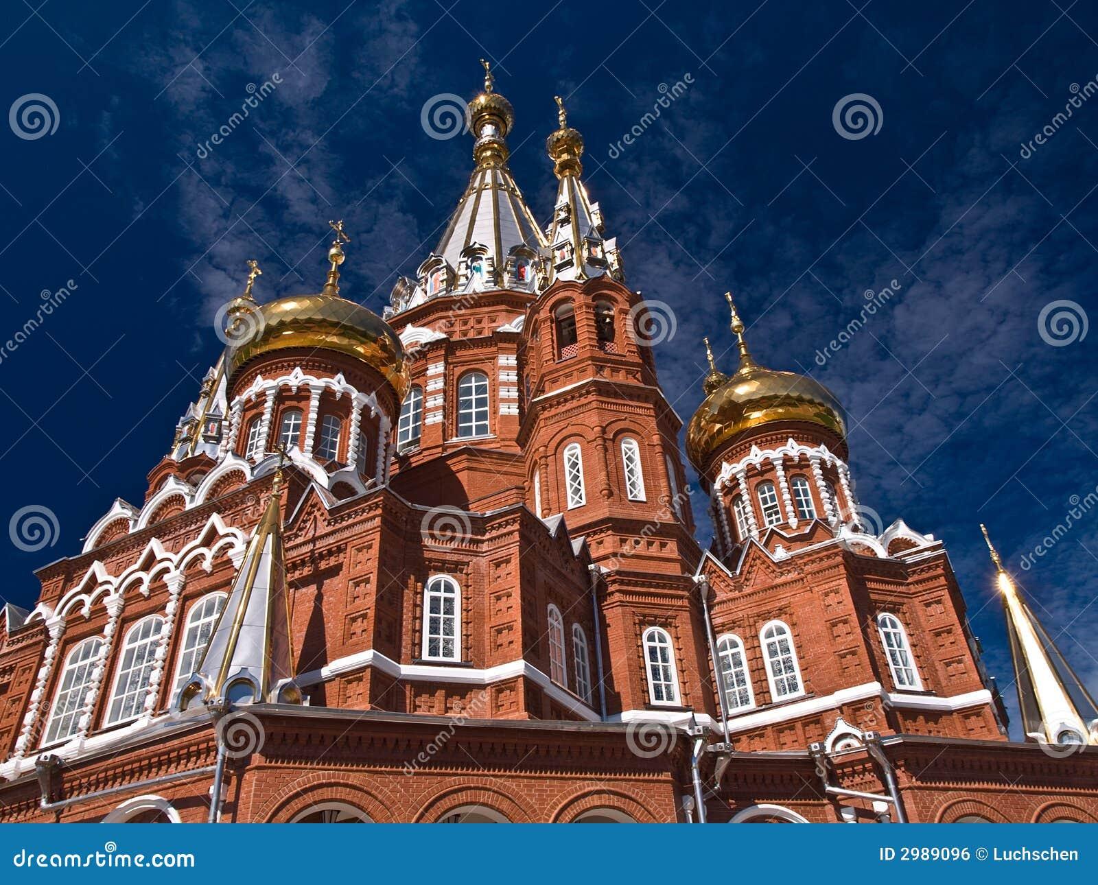 Εκκλησία της Μόσχας
