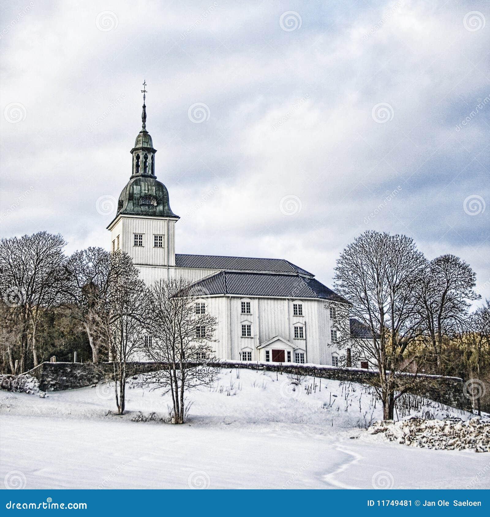 εκκλησία hdr jevnaker