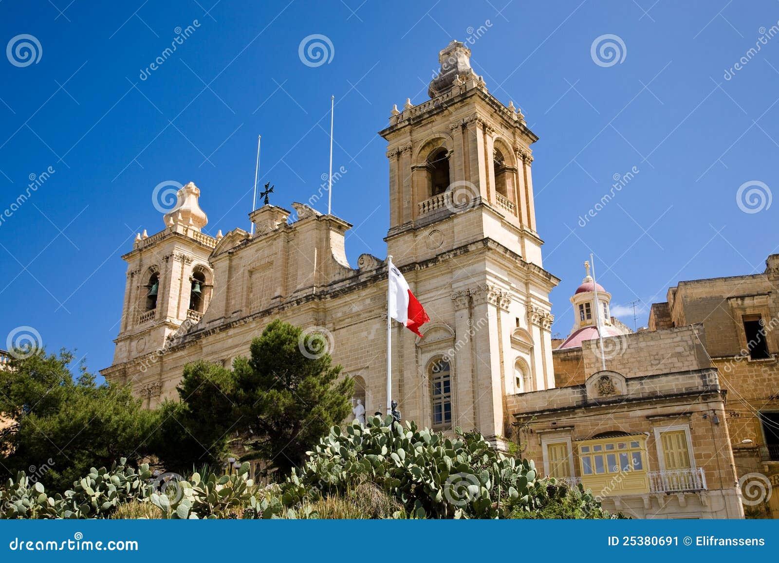 εκκλησία Lawrence Άγιος birgu