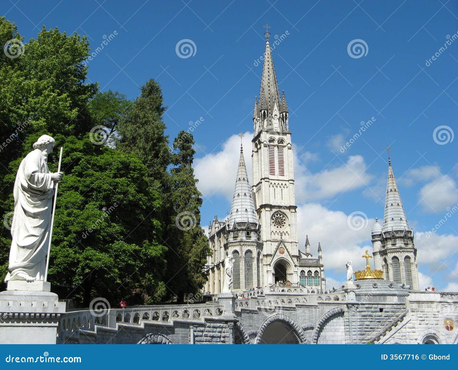 εκκλησία Lourdes