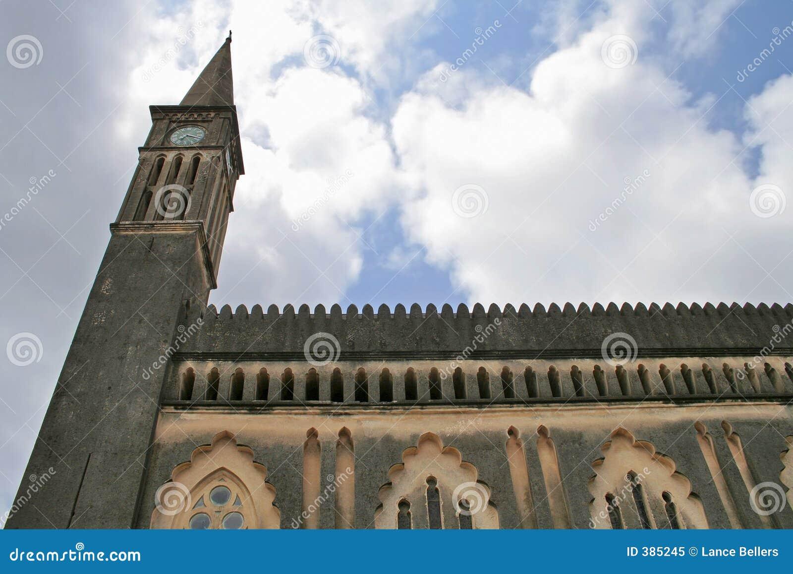 εκκλησία zanzibar