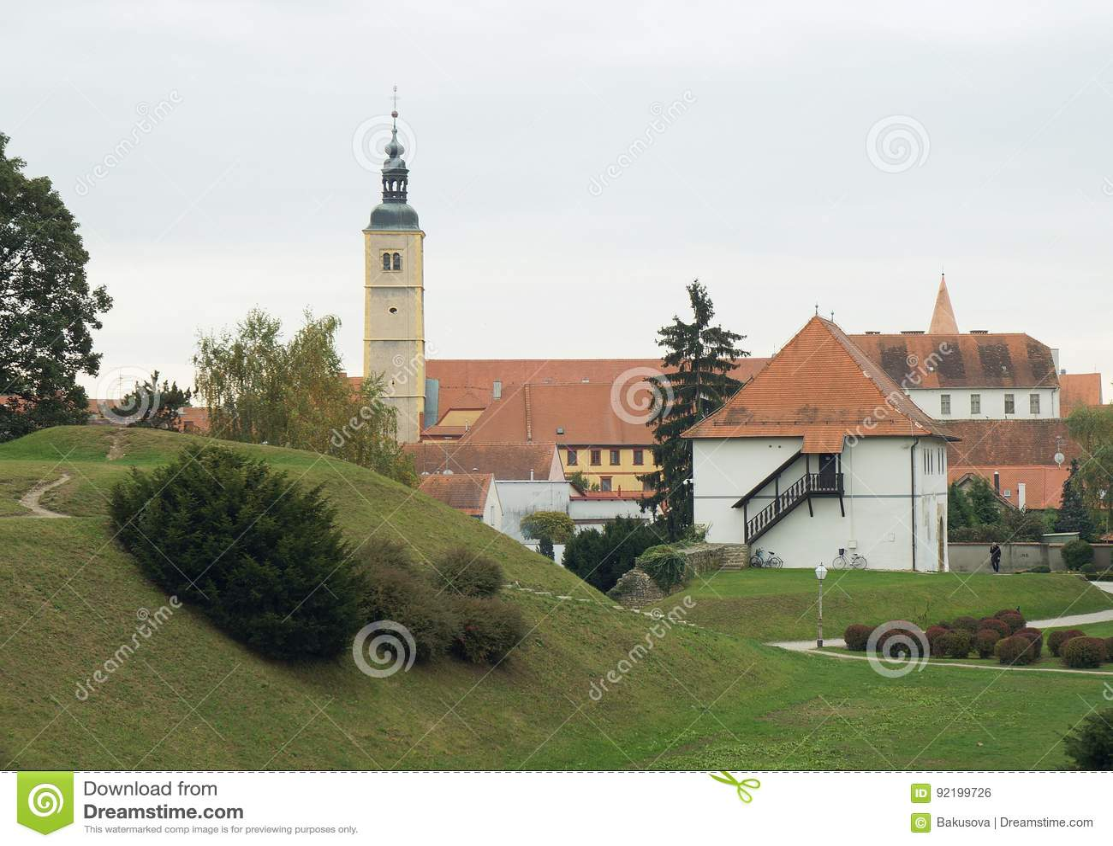 Εκκλησία σε Varazdin
