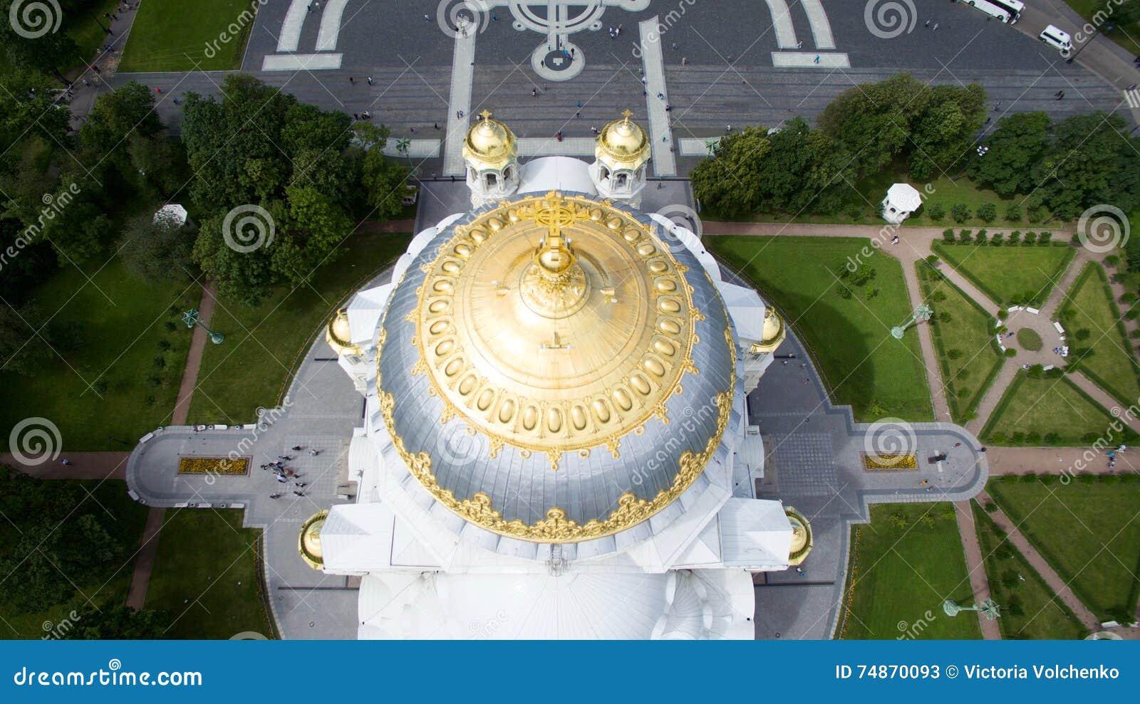 Εκκλησία στην Άγιος-Πετρούπολη (Ρωσία)