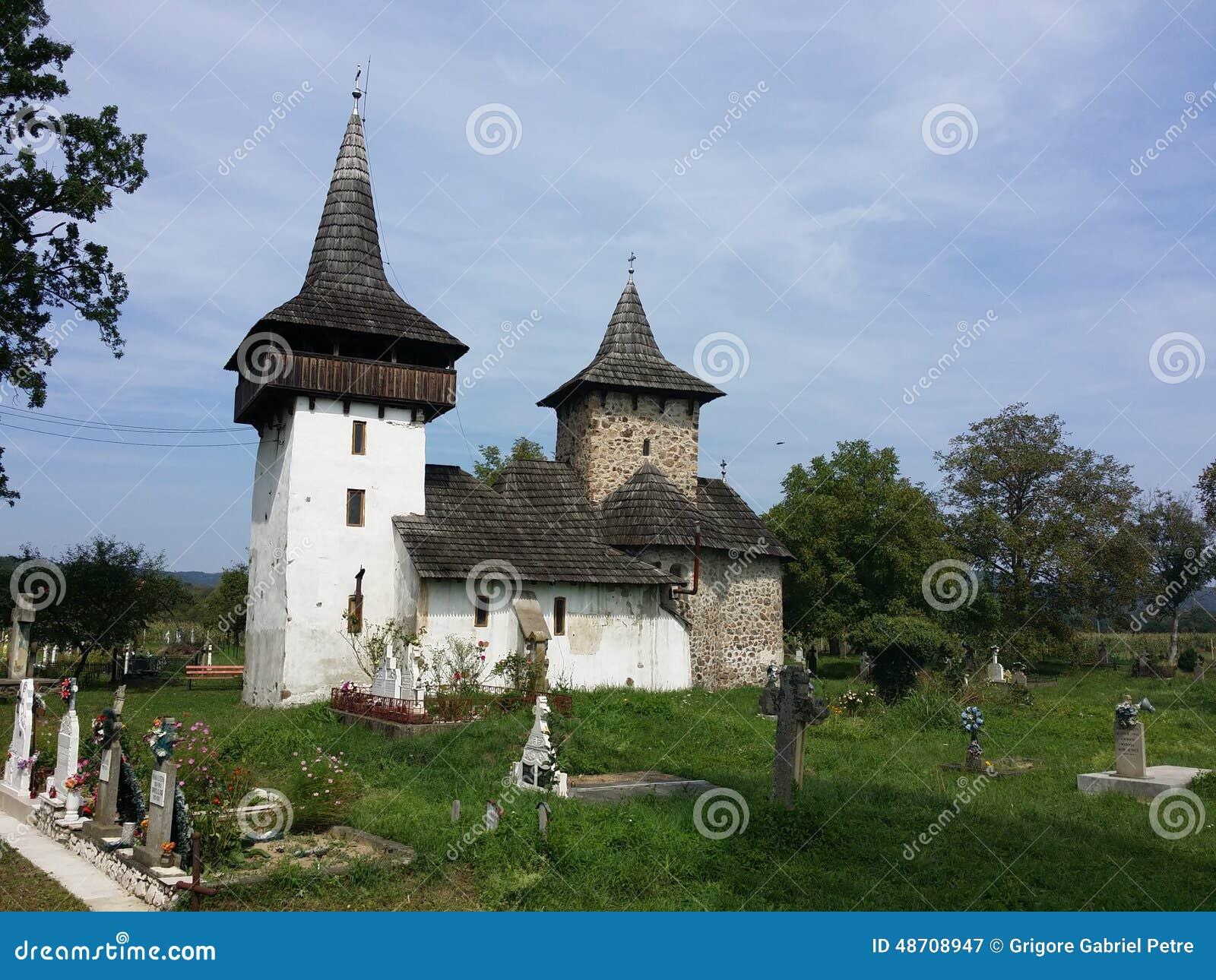 Εκκλησία του Michael αρχαγγέλων σε Gurasada