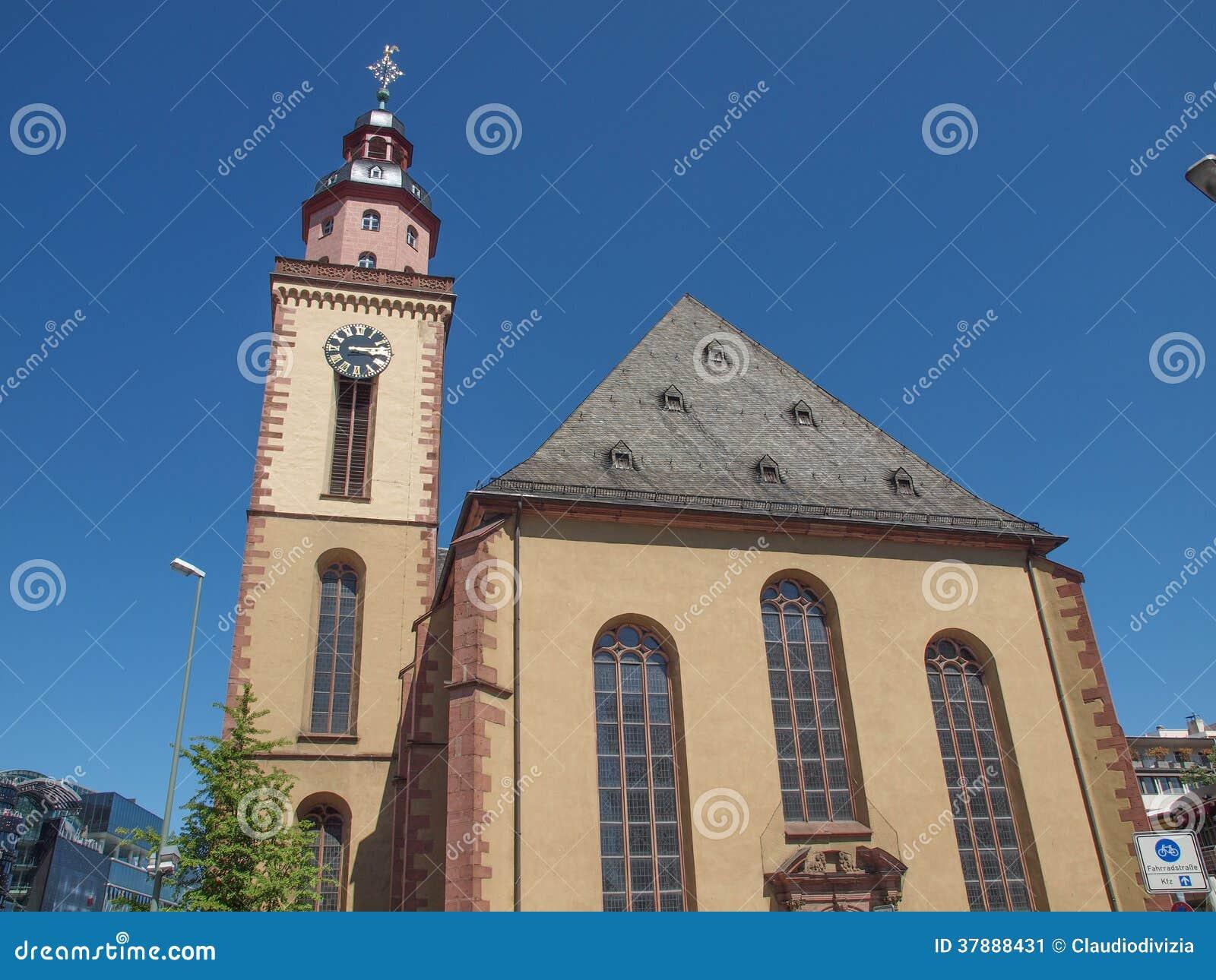 Εκκλησία Φρανκφούρτη του ST Paul