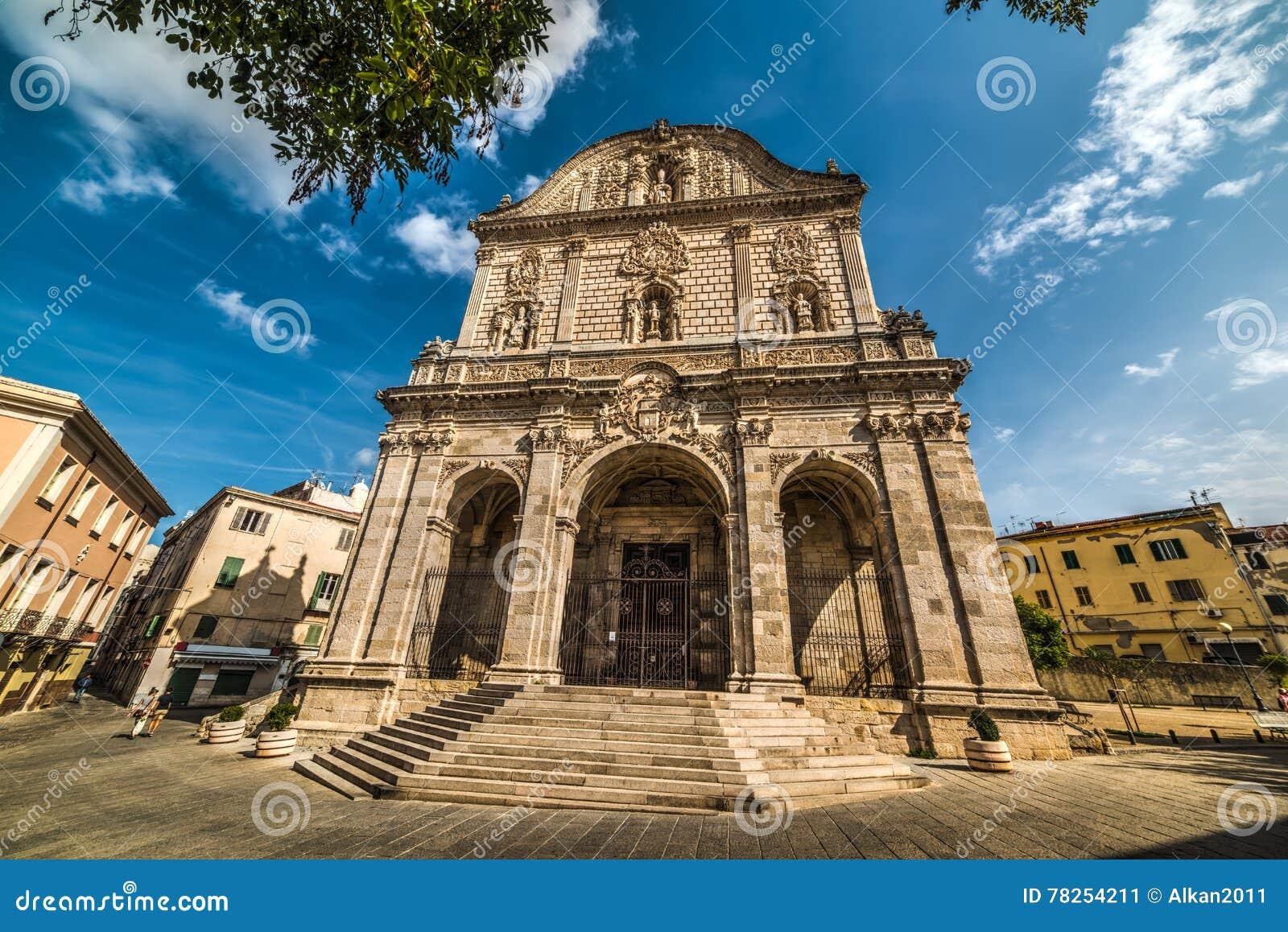 Εκκλησία SAN Nicola σε Sassari