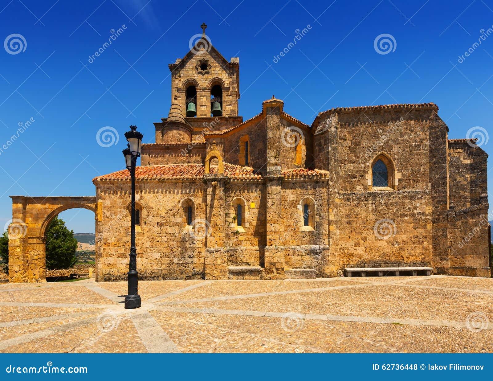 Εκκλησία SAN Vicente Martir Υ San Sebastian σε Frias