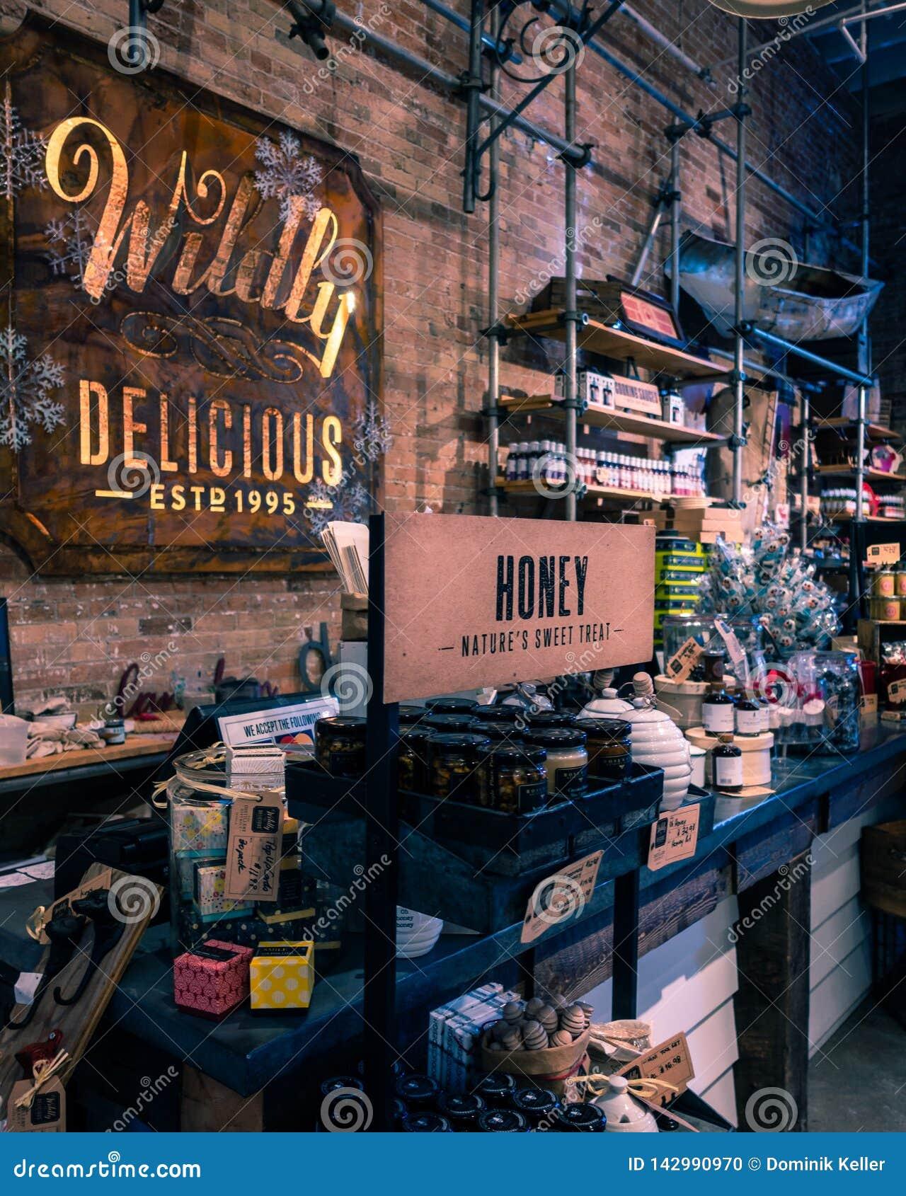 Εκλεκτής ποιότητας κατάστημα στο Τορόντο