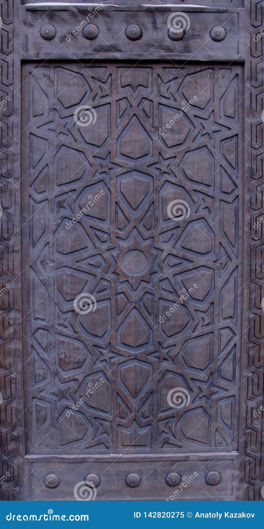 Εκλεκτής ποιότητας ξύλινη πύλη