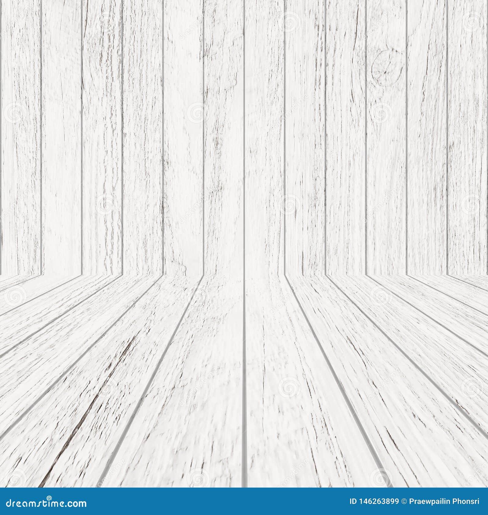 Εκλεκτής ποιότητας ξύλινη σύσταση σχεδίων κατά την άποψη προοπτικής για το υπόβαθρο Κενό ξύλινο υπόβαθρο δωματίων