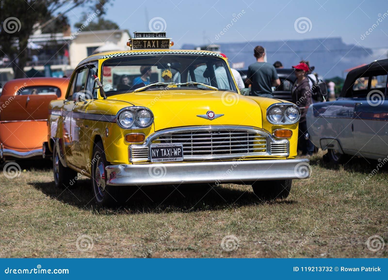 Εκλεκτής ποιότητας ταξί της Νέας Υόρκης