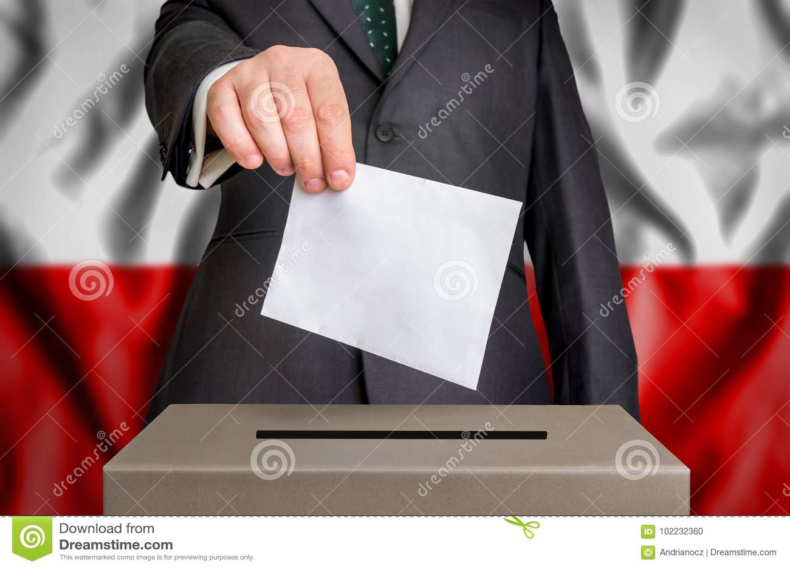 Εκλογή στην Πολωνία - που ψηφίζει στο κάλπη