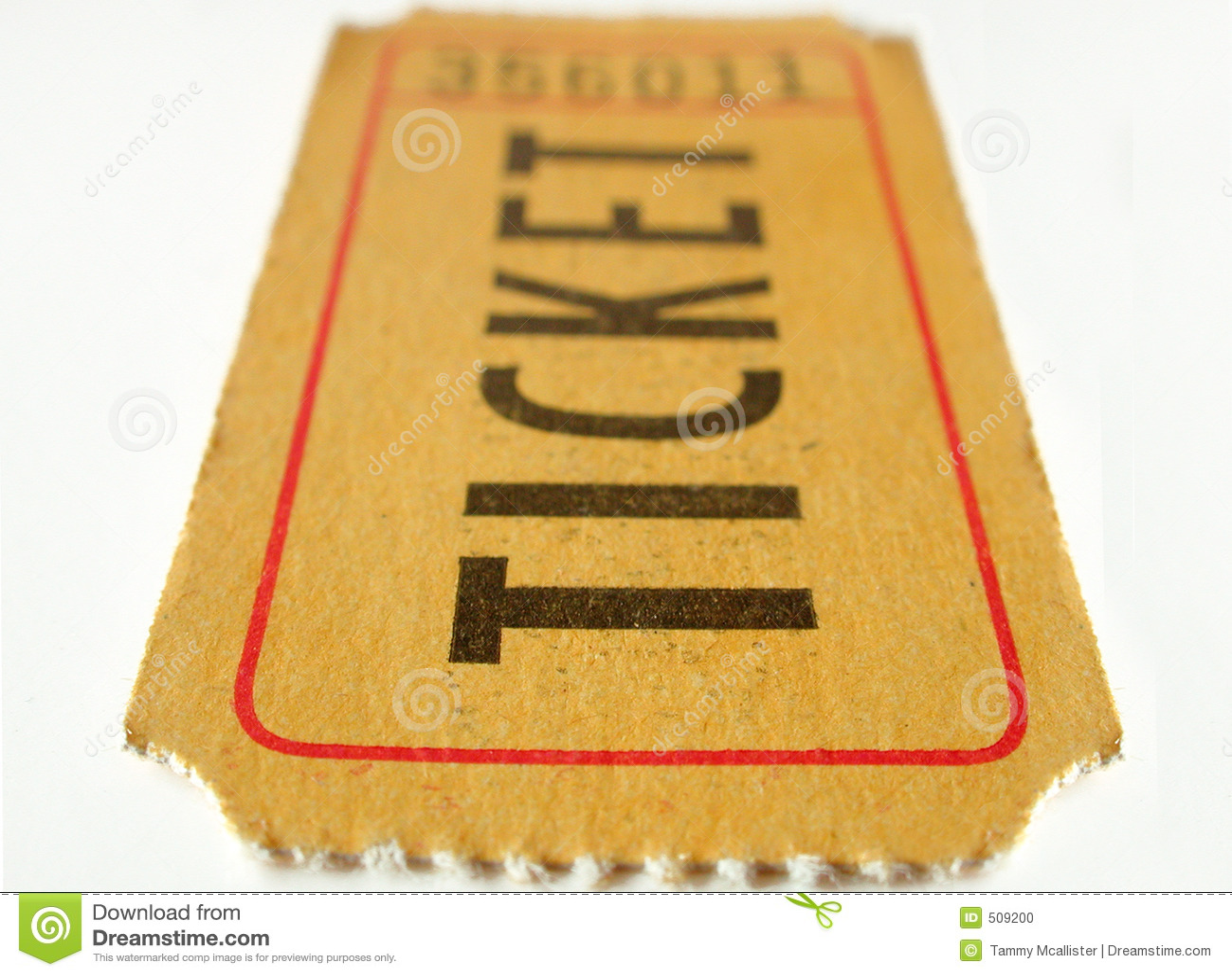 εκριζώστε το εισιτήριο