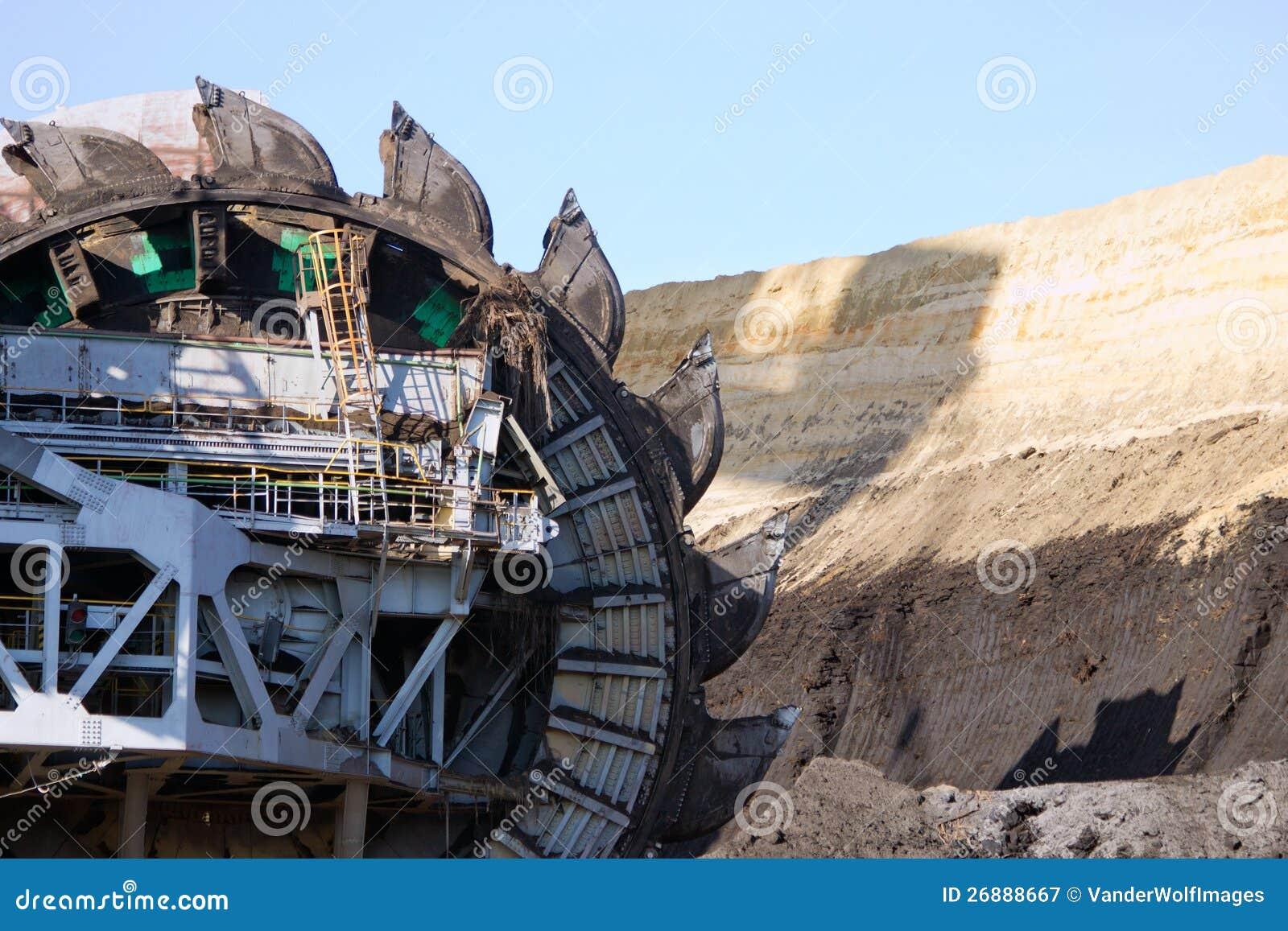 Εκσκαφέας ορυχείου