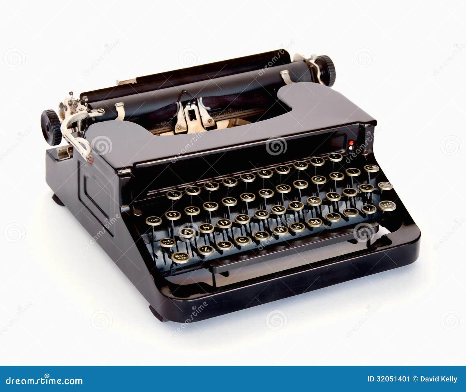 Εκλεκτής ποιότητας γραφομηχανή