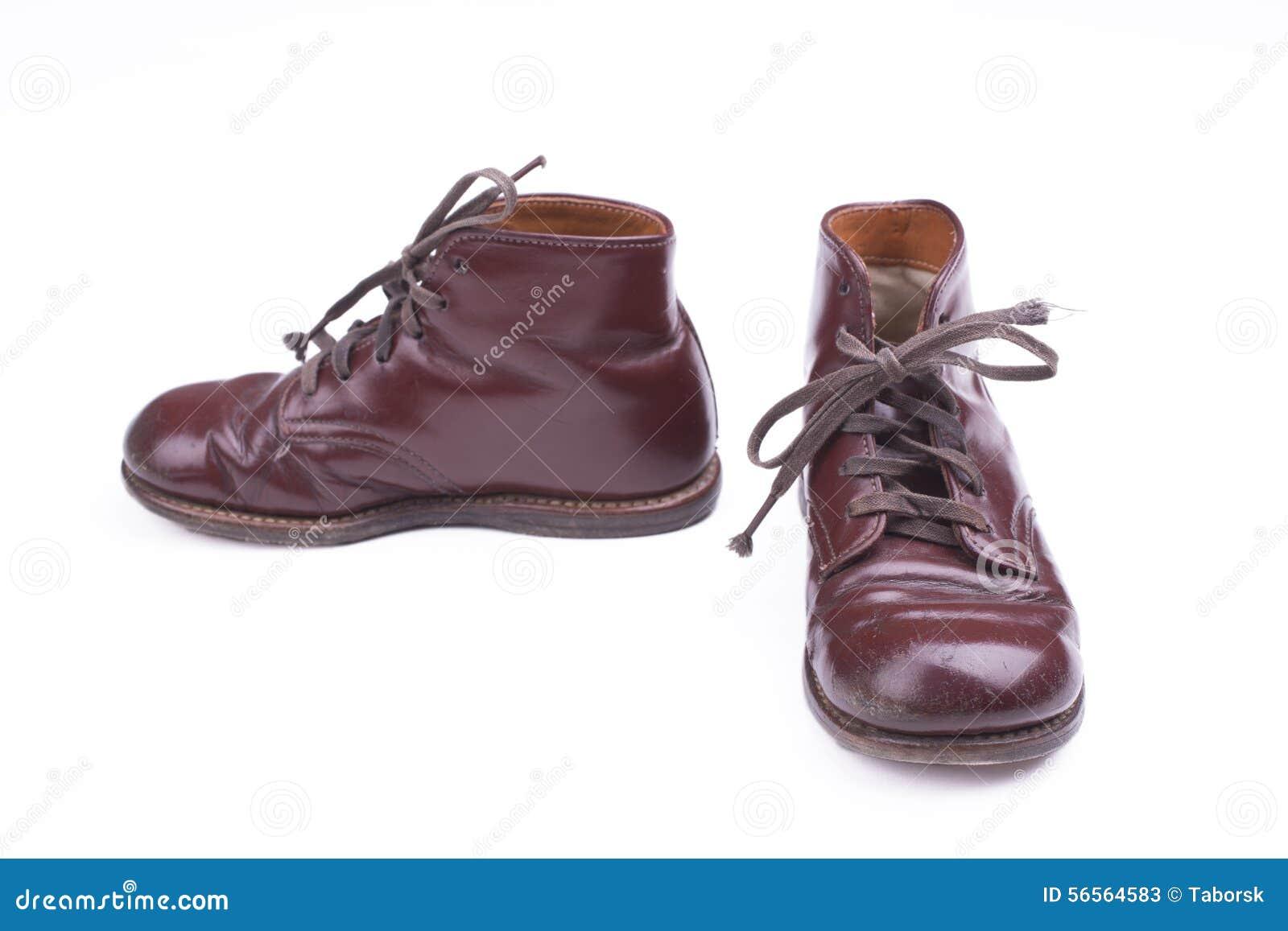 Download Εκλεκτής ποιότητας παπούτσια Στοκ Εικόνα - εικόνα από ζευγάρι, αναδρομικός: 56564583