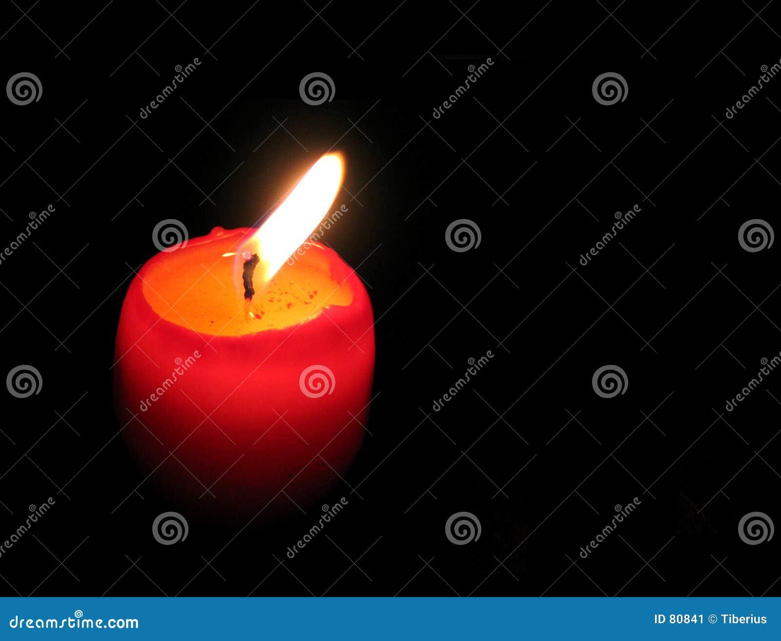 ελαφρύς απλός κεριών
