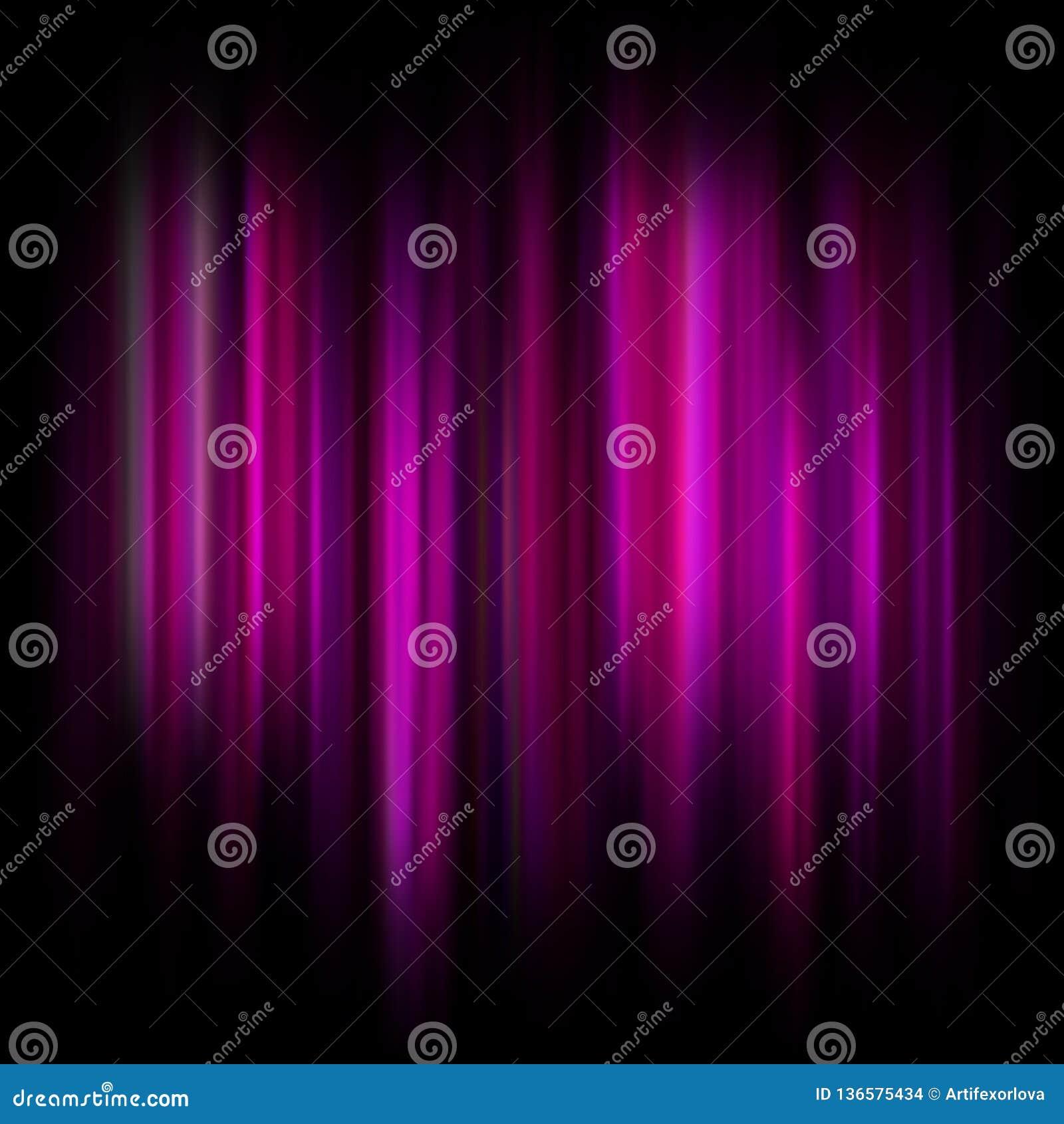 Ελαφρύ αφηρημένο υπόβαθρο με τα καμμένος μόρια και τις γραμμές Όμορφο αφηρημένο υπόβαθρο ακτίνων 10 eps