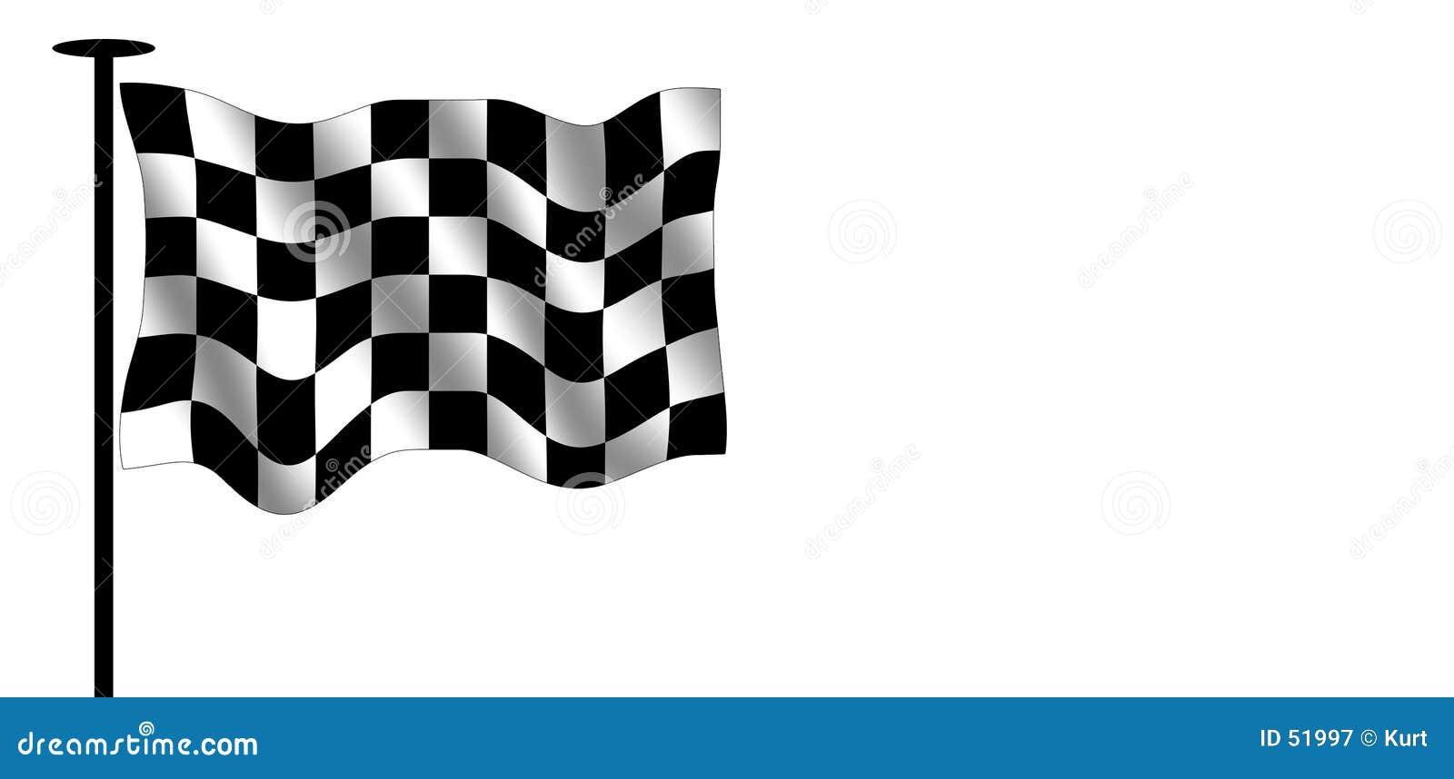 Download ελεγμένη σημαία απεικόνιση αποθεμάτων. εικονογραφία από ελεγμένος - 51997