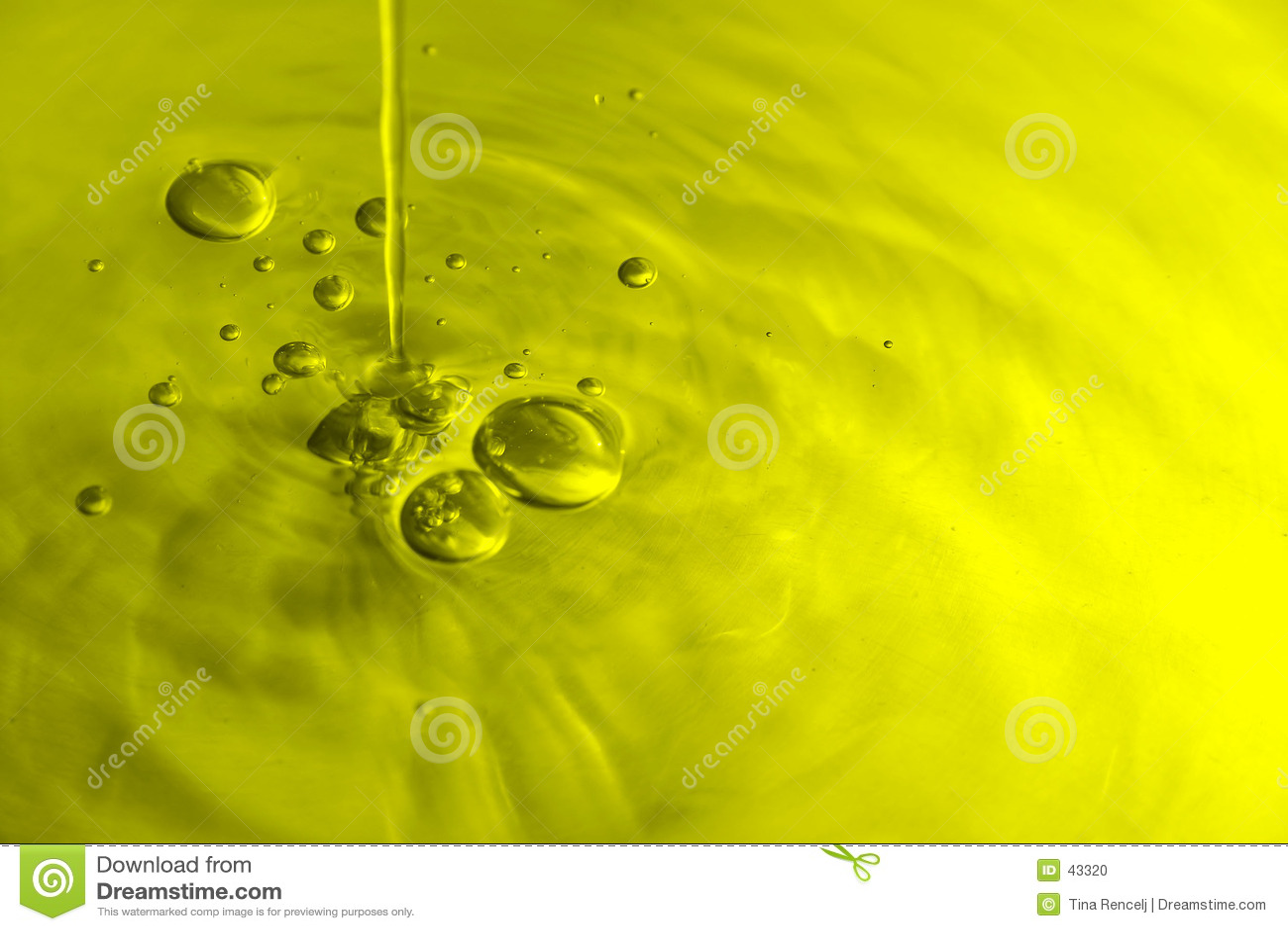 ελιά πετρελαίου φυσαλί&