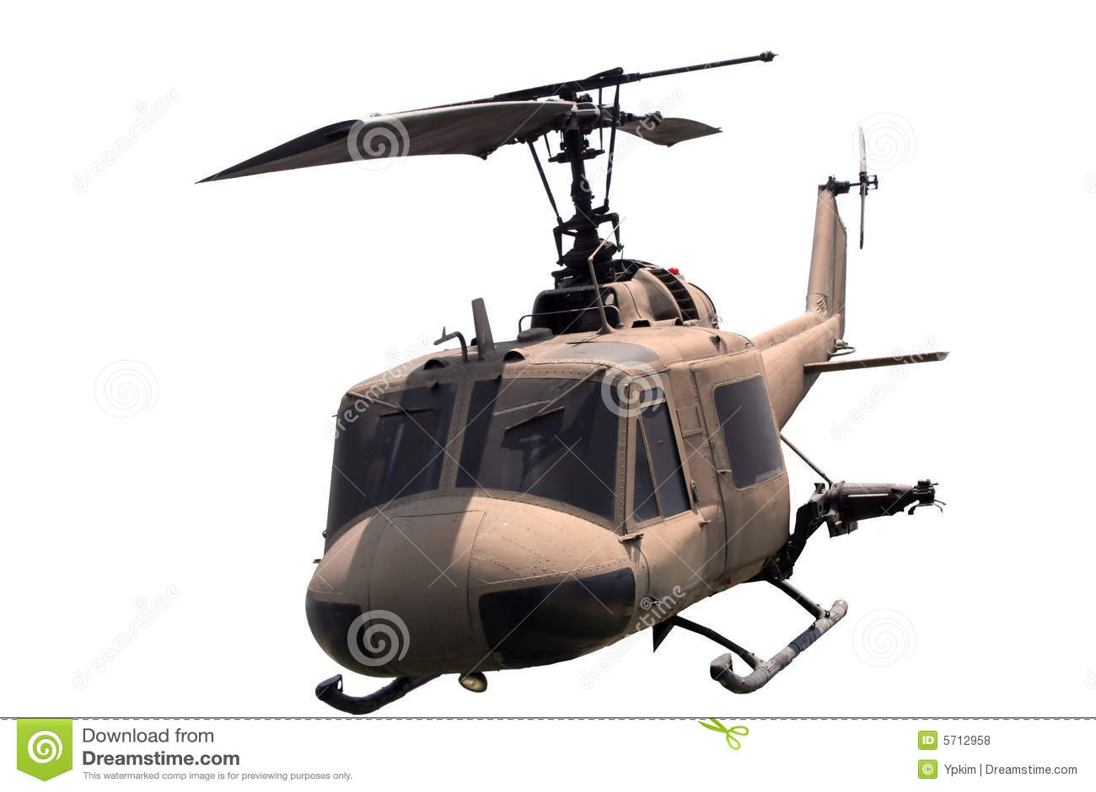 ελικόπτερο που απομονώνεται