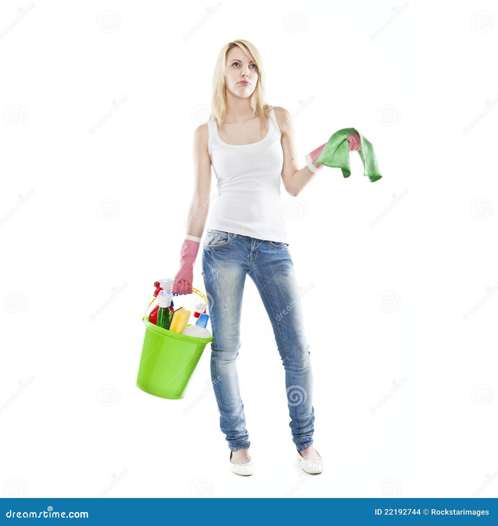 ελκυστικές ξανθές housecleaning νε&om