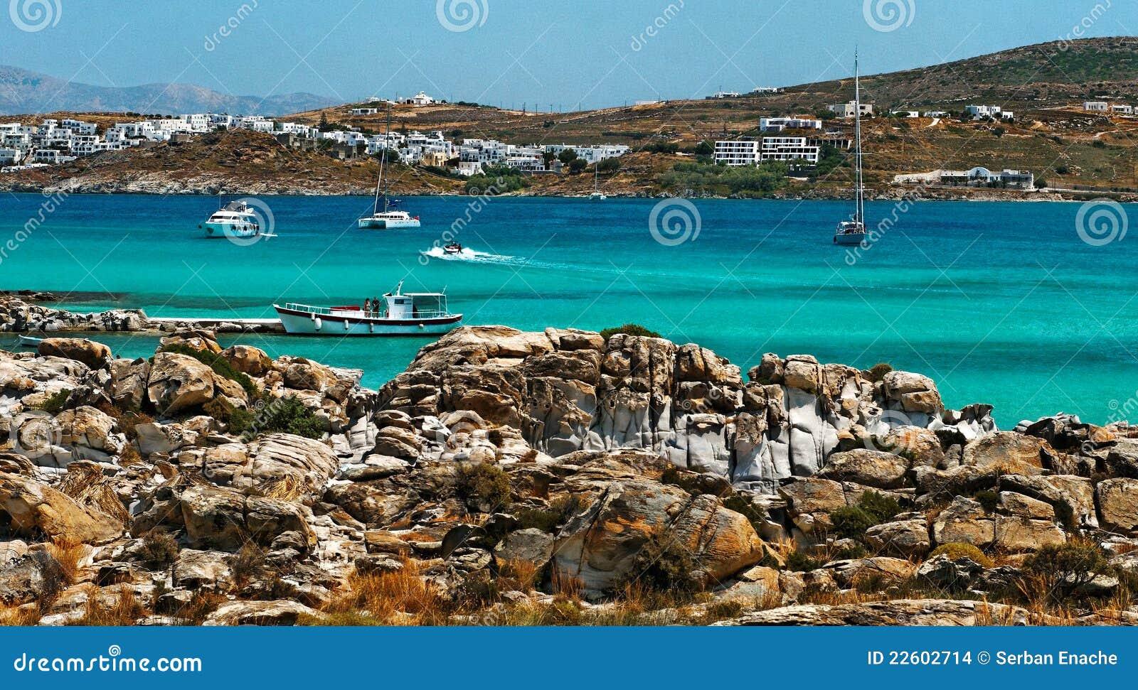 Ελλάδα, Paros