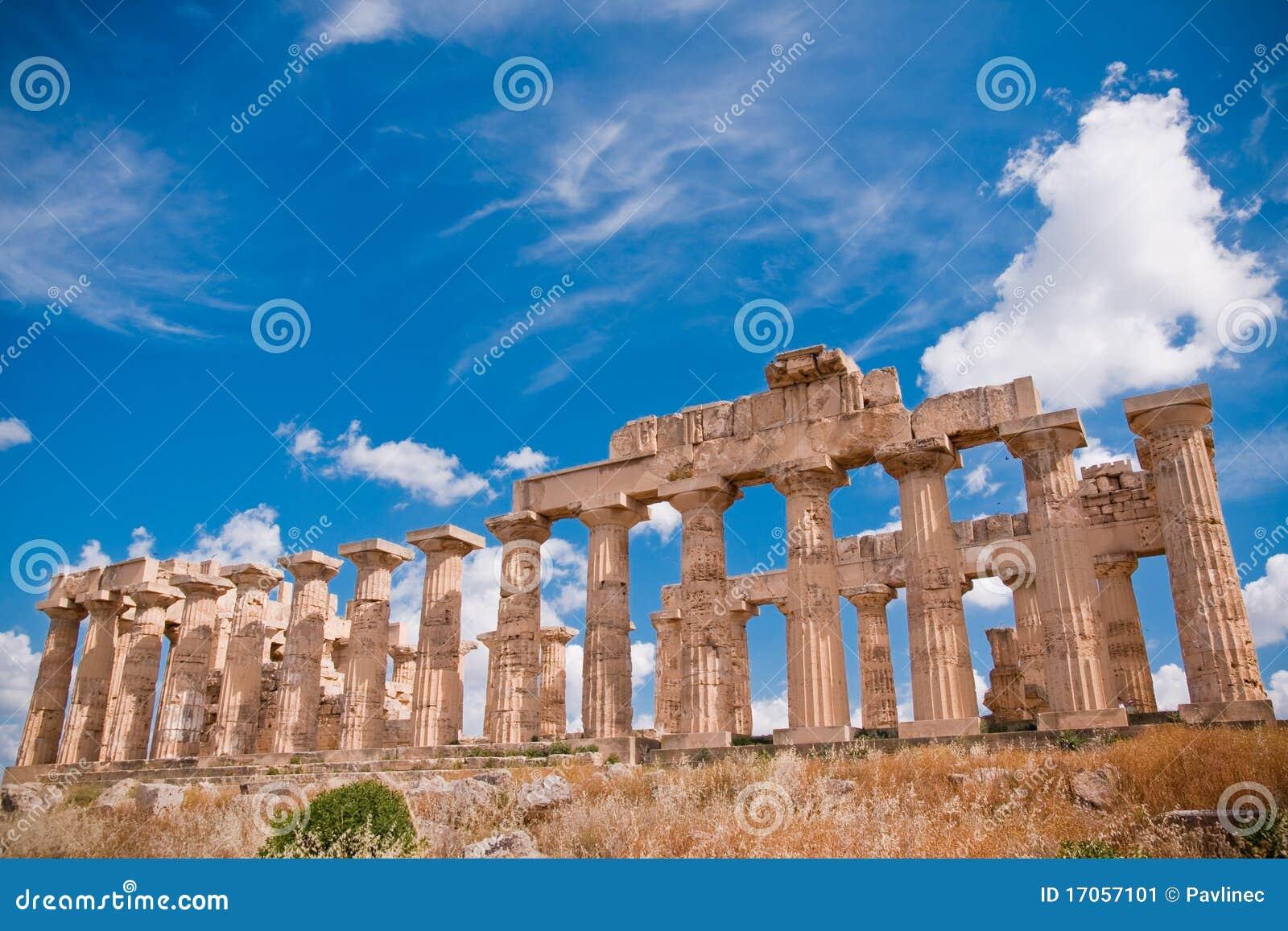 ελληνικός ναός selinunte
