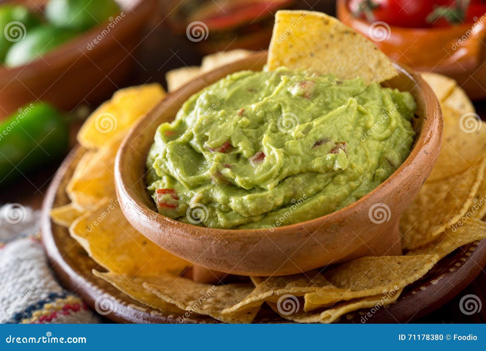 Εμβύθιση Guacamole