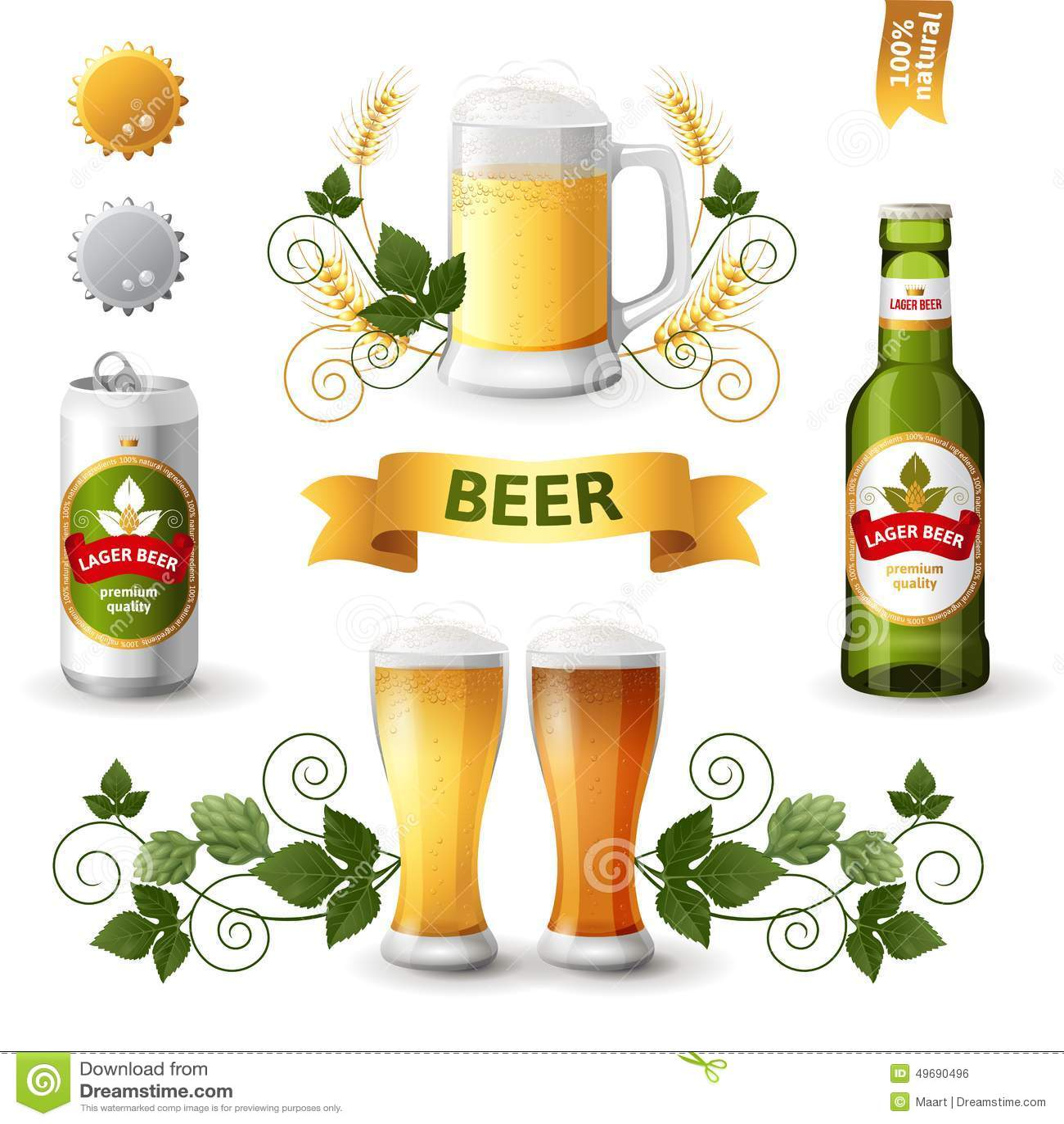Εμβλήματα μπύρας