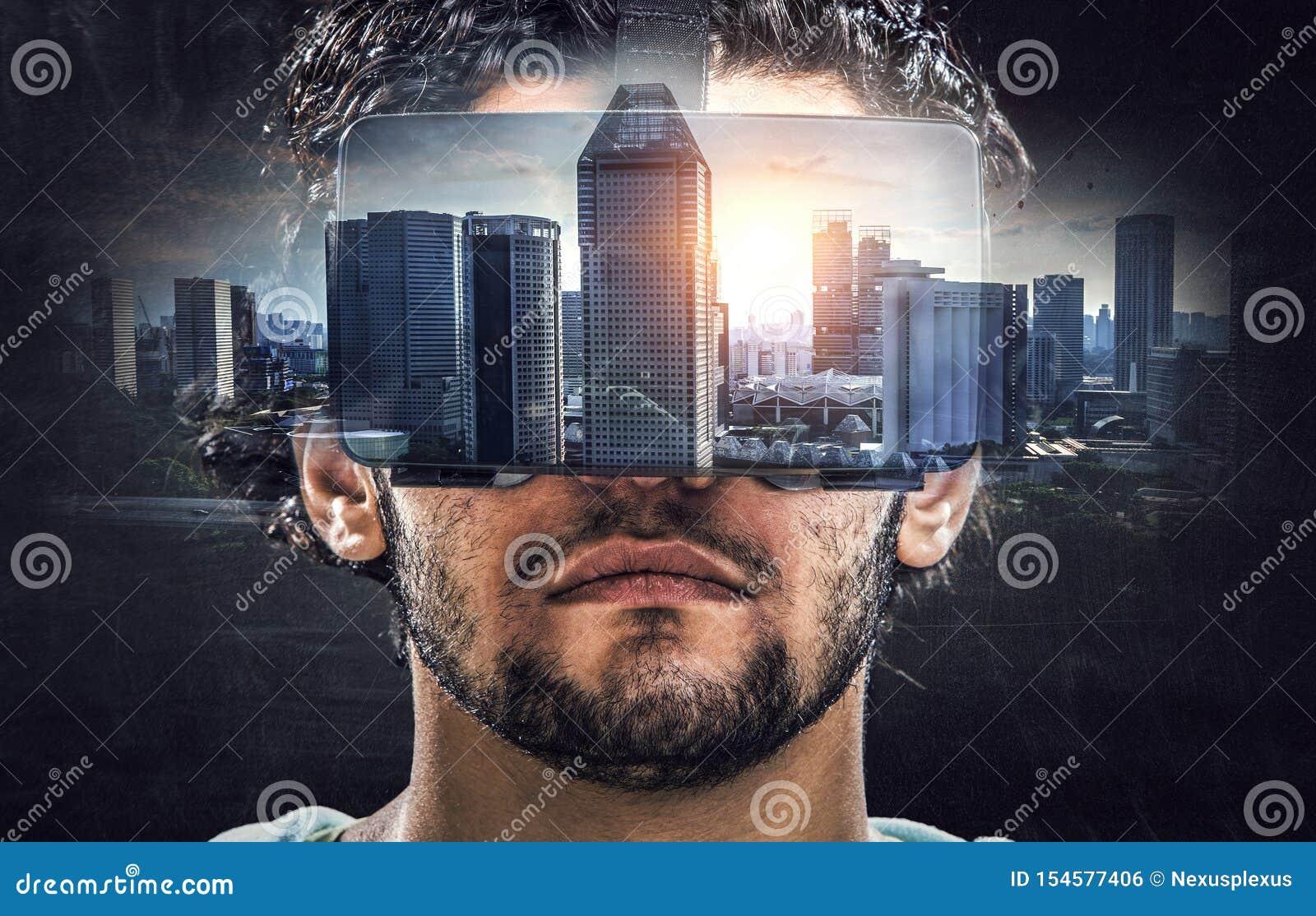 Εμπειρία εικονικής πραγματικότητας Τεχνολογίες του μέλλοντος