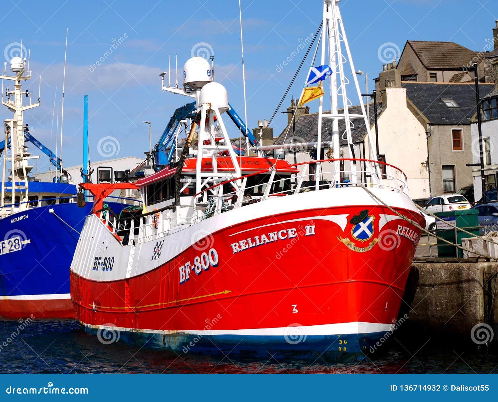 Εμπιστοσύνη ΙΙ BF800 αλιευτικών σκαφών