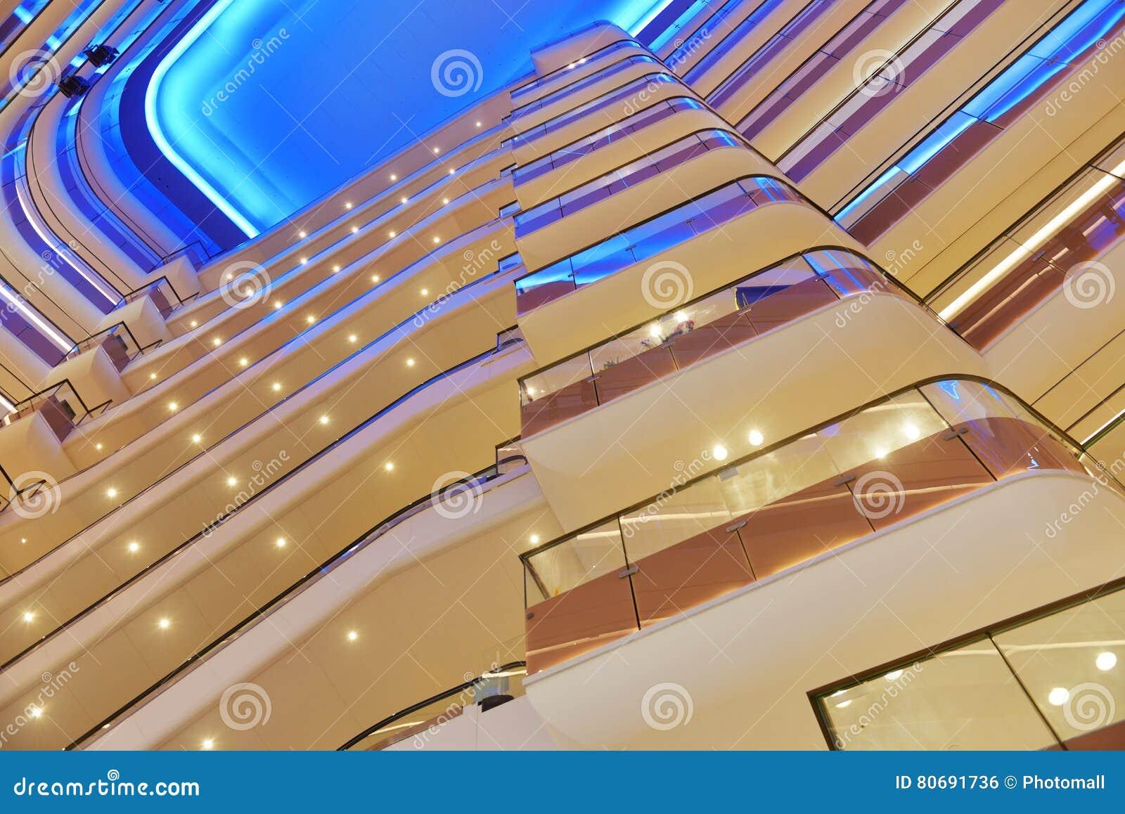 Εμπορικό εσωτερικό κτηρίου