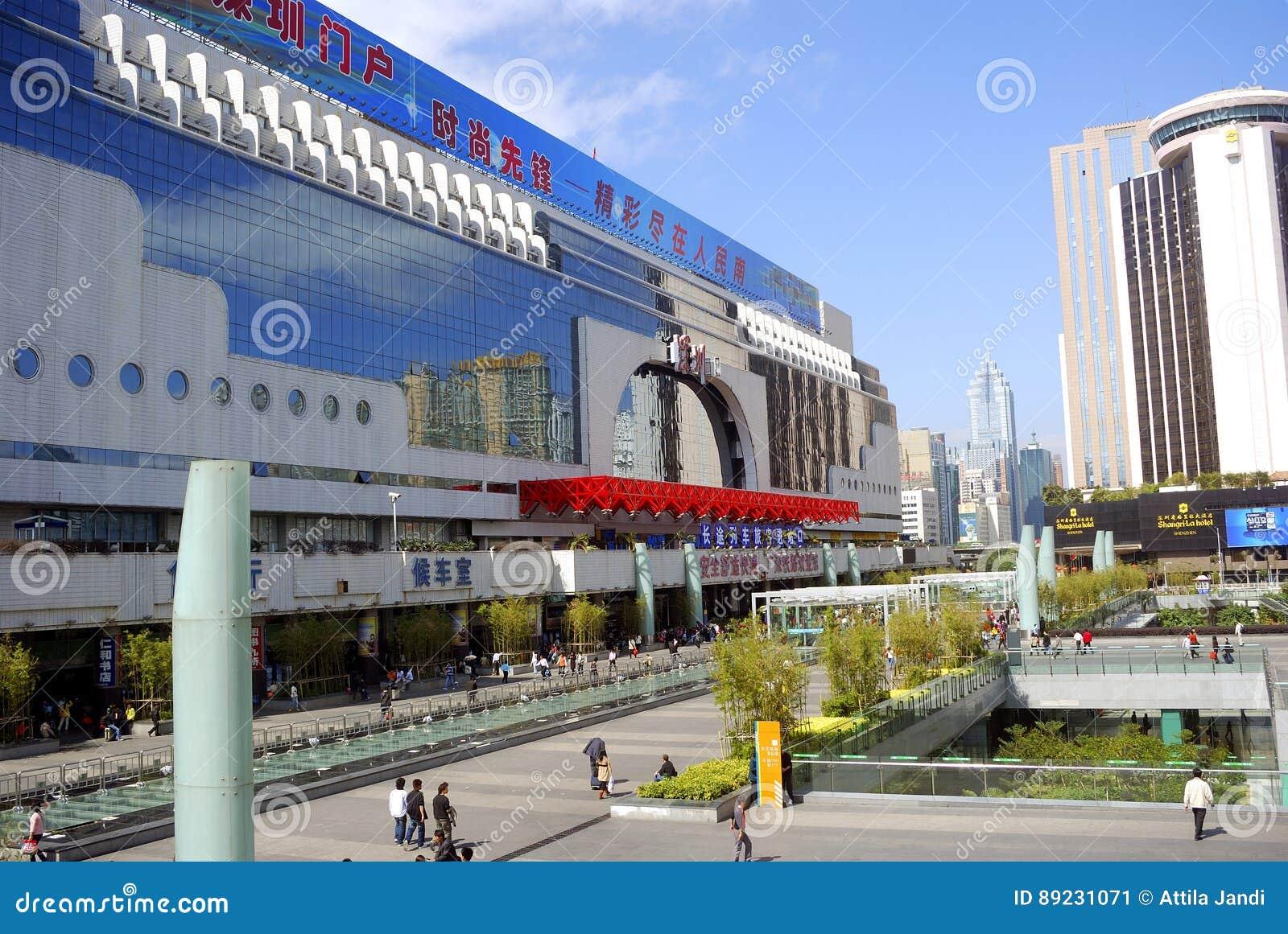 Εμπορικό κέντρο, Shenzen, Κίνα