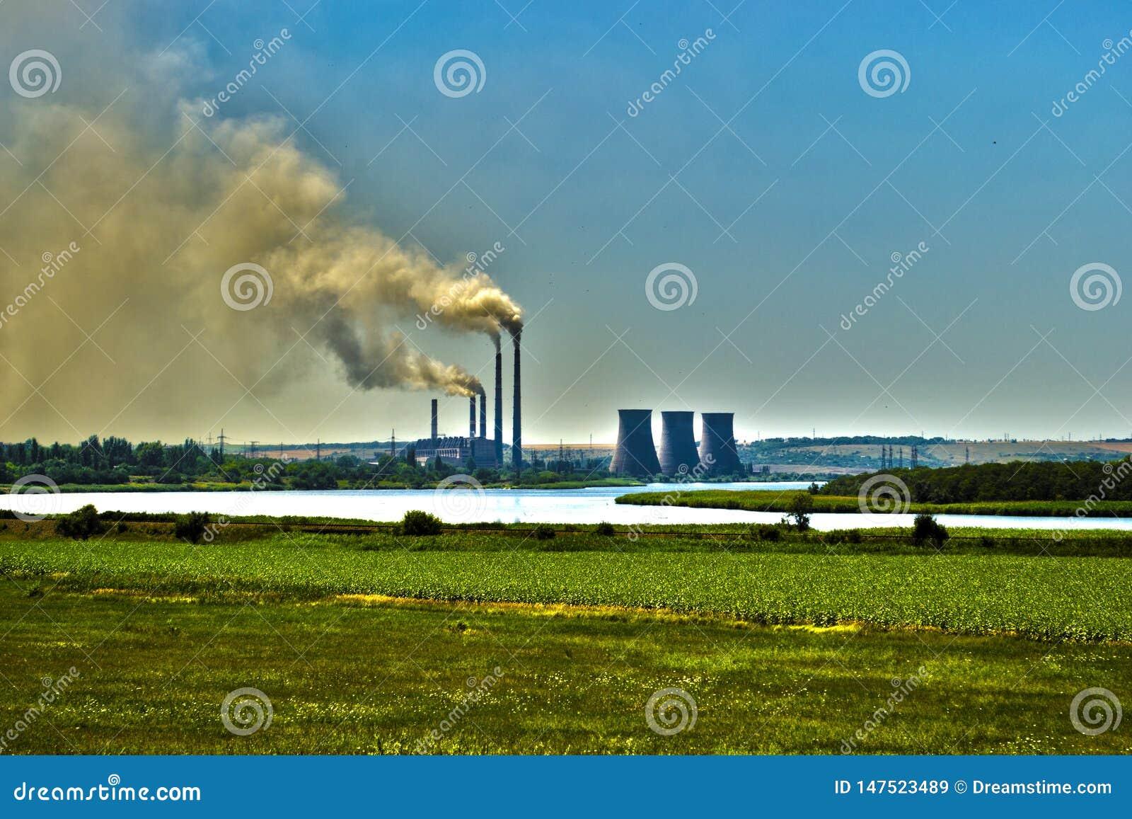 Ενέργεια εναντίον της ατμοσφαιρικής ρύπανσης