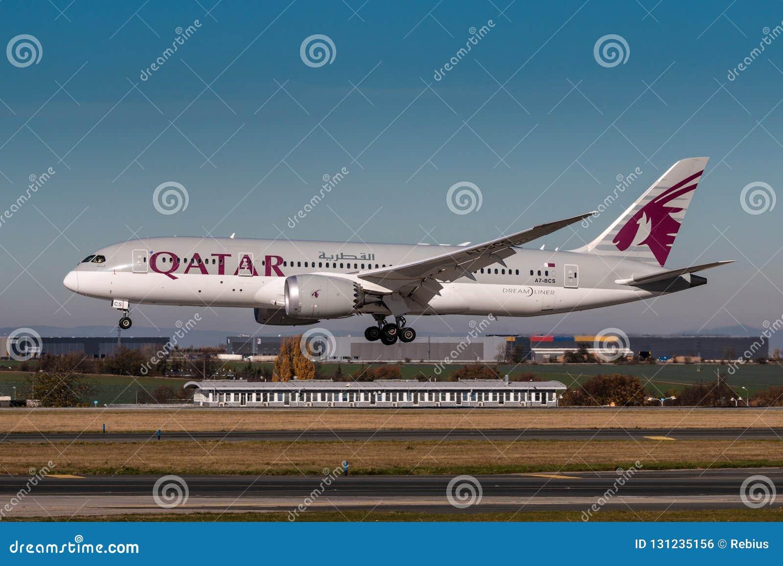 Εναέριοι διάδρομοι του Κατάρ
