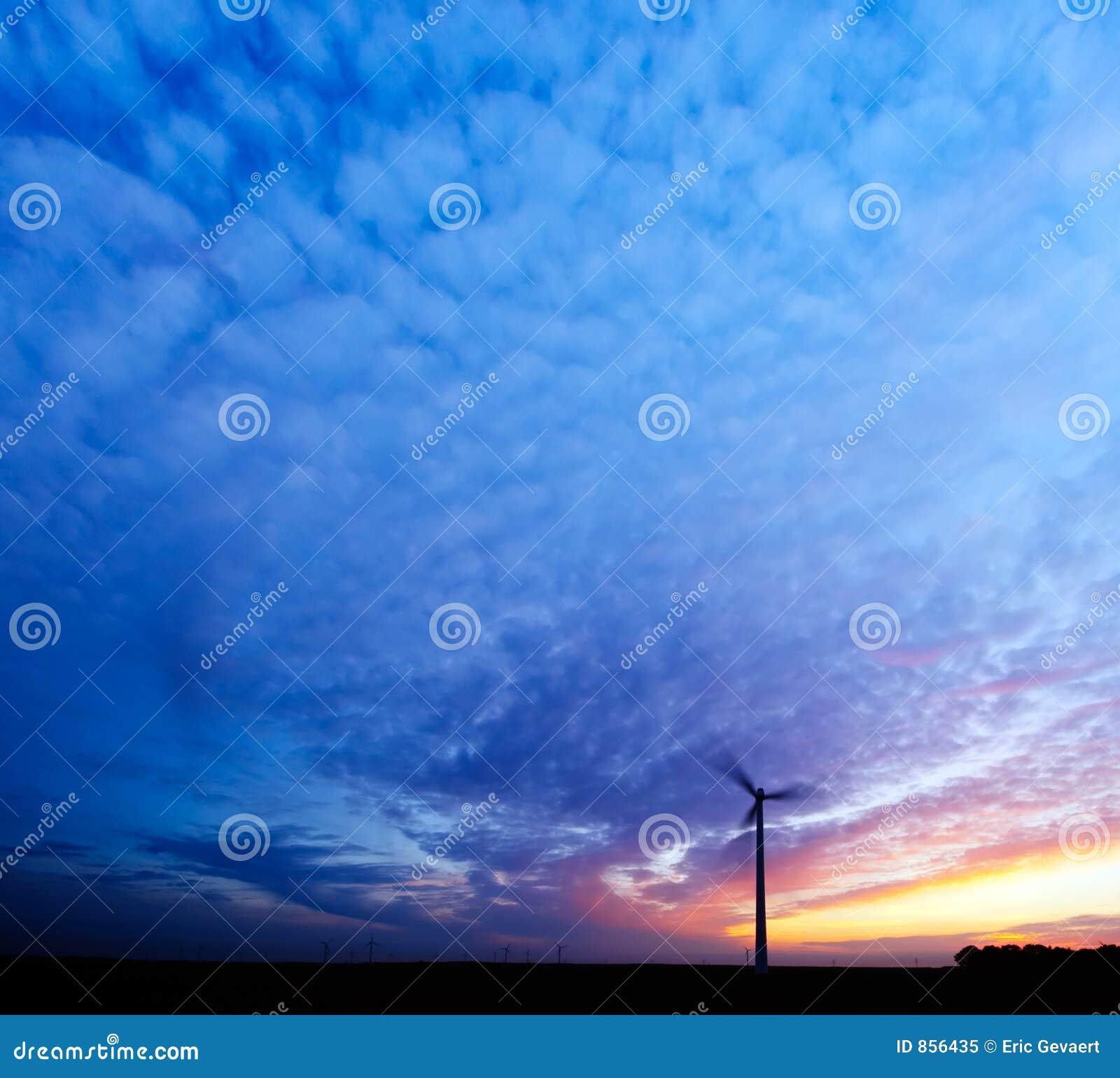 ενεργειακό ηλιοβασίλεμα