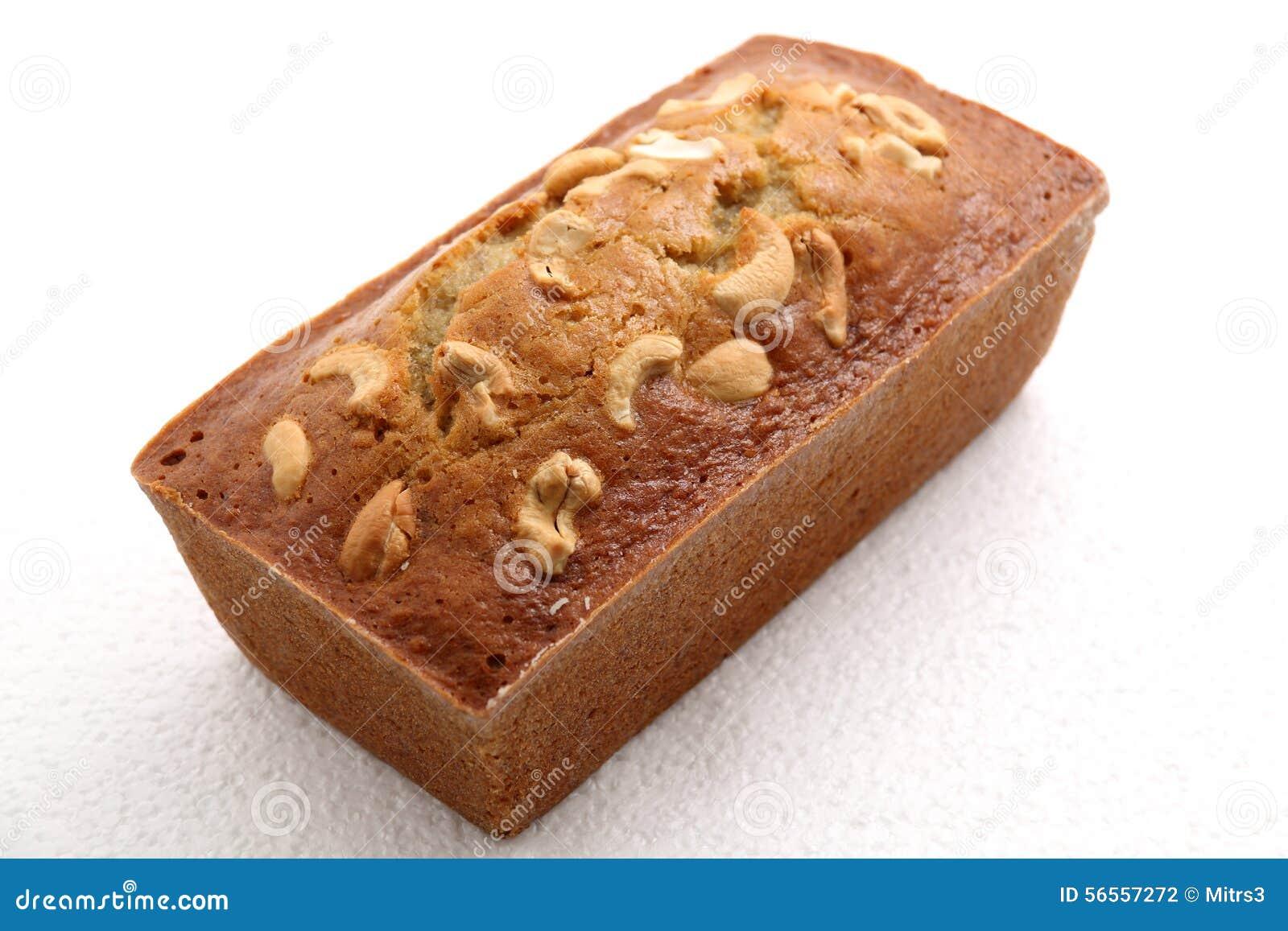 Download Ενιαία φραντζόλα ψωμιού μπανανών Στοκ Εικόνες - εικόνα από τρόφιμα, διακοπής: 56557272