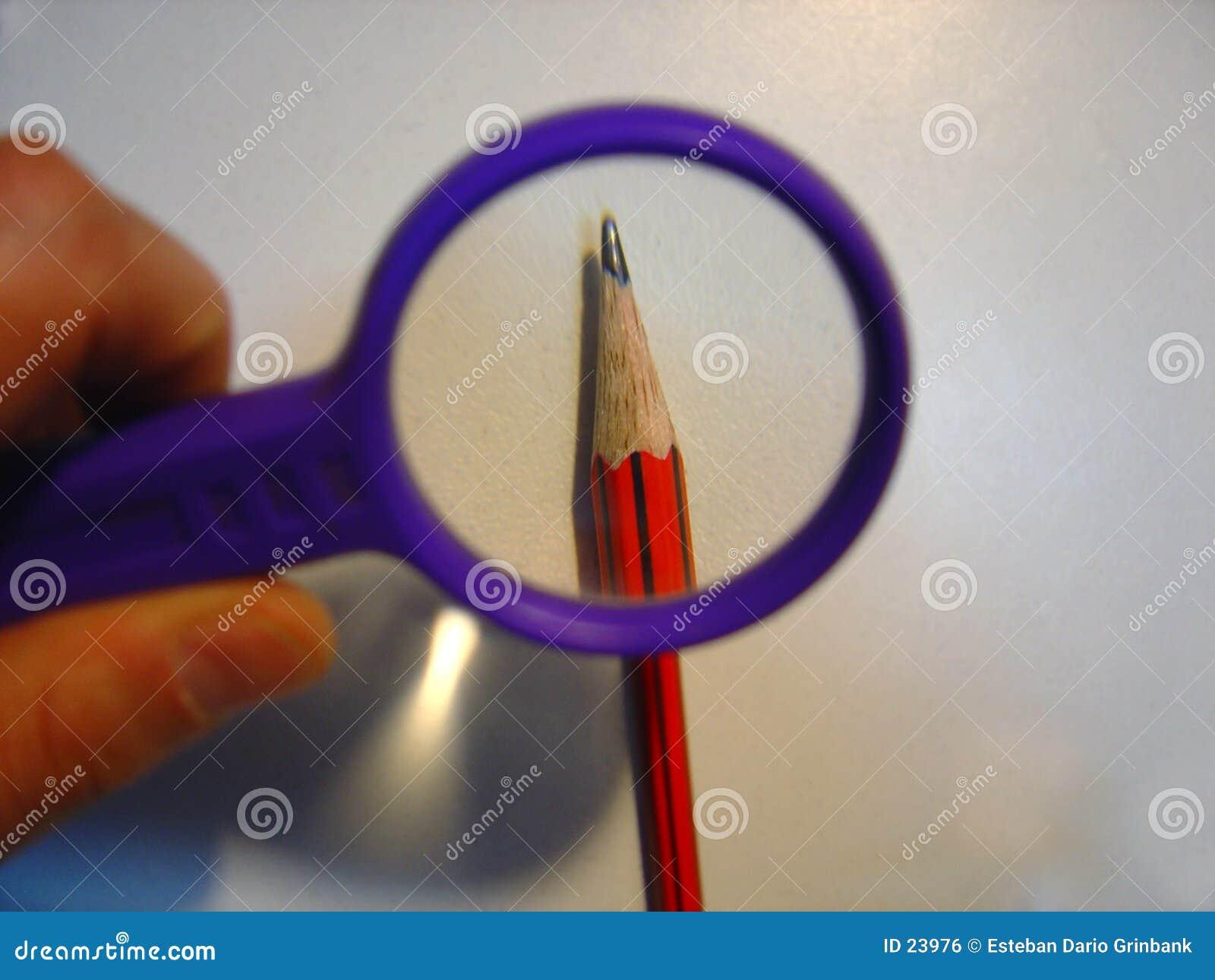 ενισχυμένο τέλος μολύβι