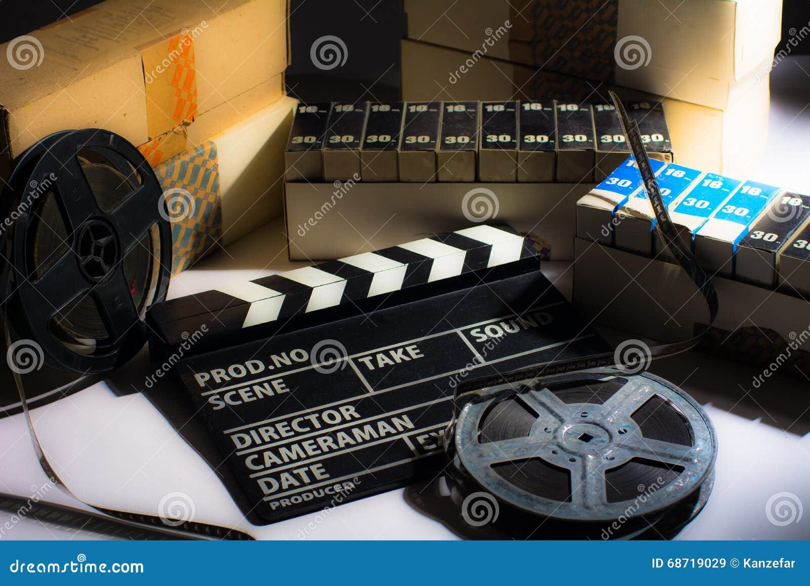 Εξέλικτρο με το χειροκρότημα ταινιών και κινηματογράφων