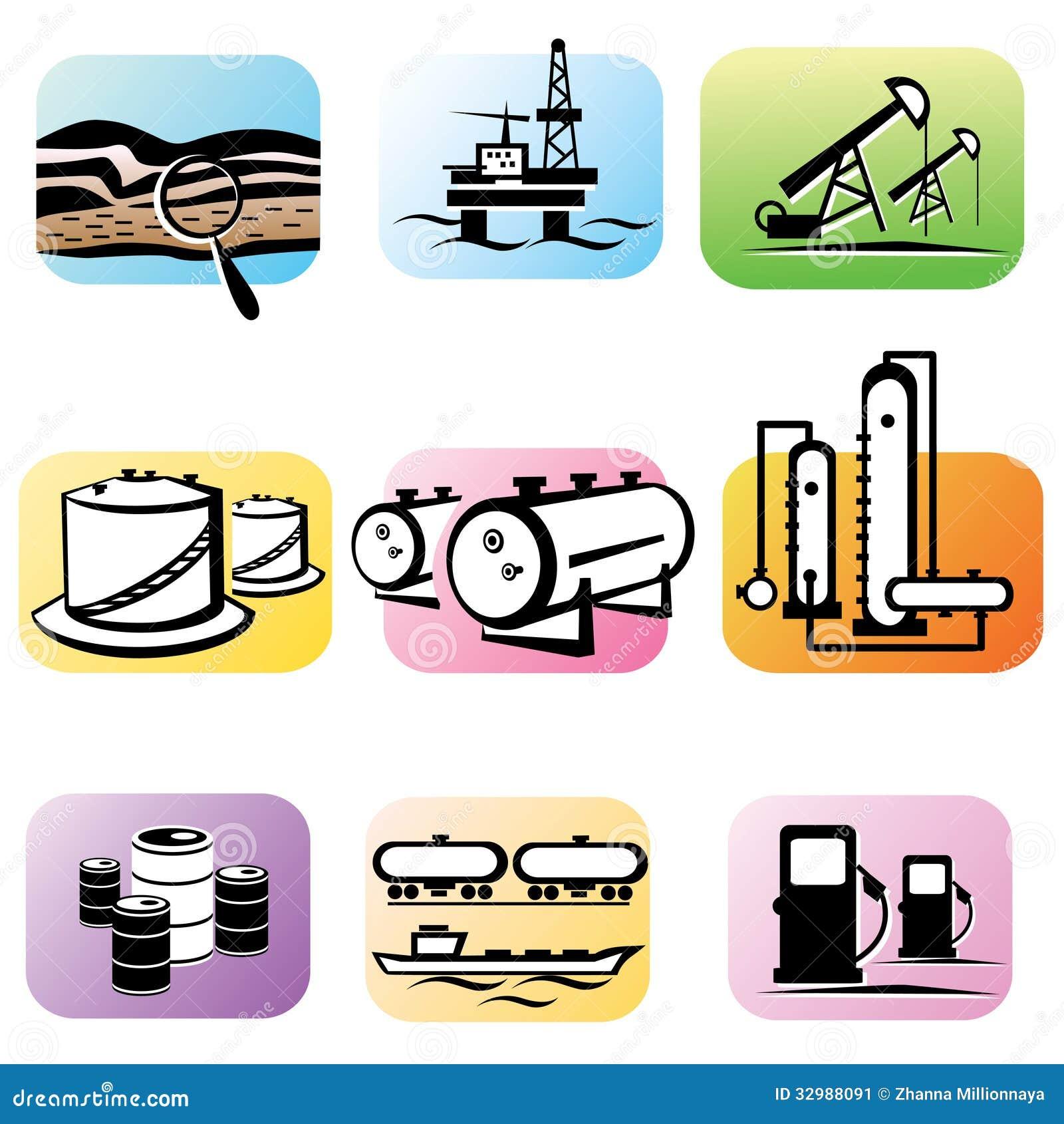 Εξαγωγή και επεξεργασία πετρελαίου
